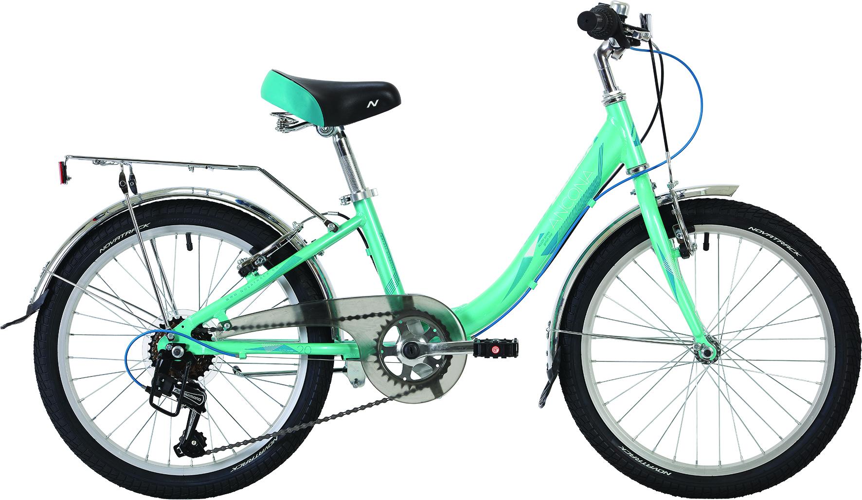 Велосипед Novatrack Ancona 20 2019 цена