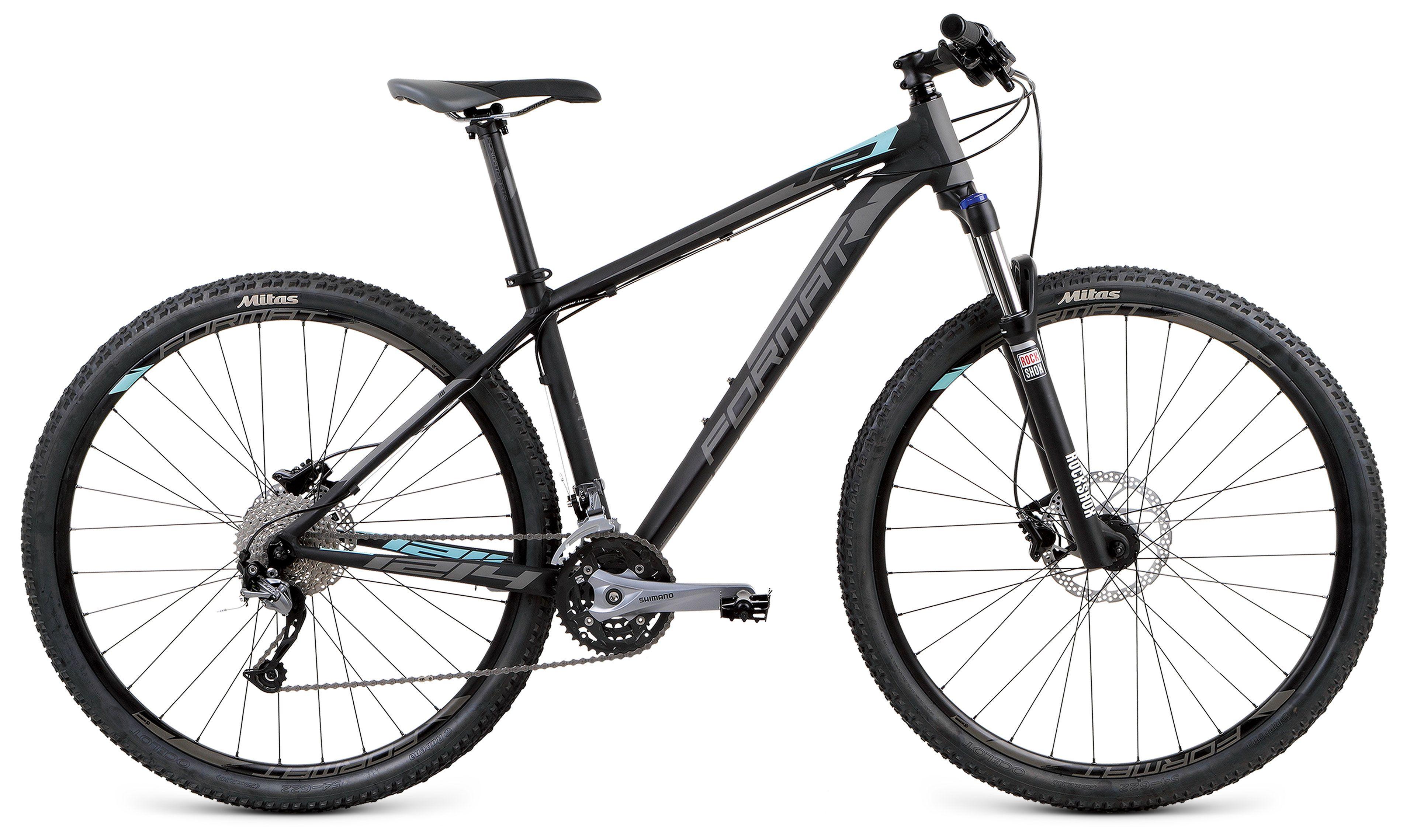 Велосипед Format 1214 27,5 2017 цены онлайн