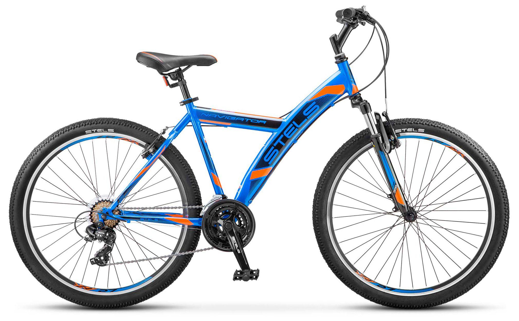 Велосипед Stels Navigator-550 V 26 (V030) 2017 велосипед stels navigator 310 2016