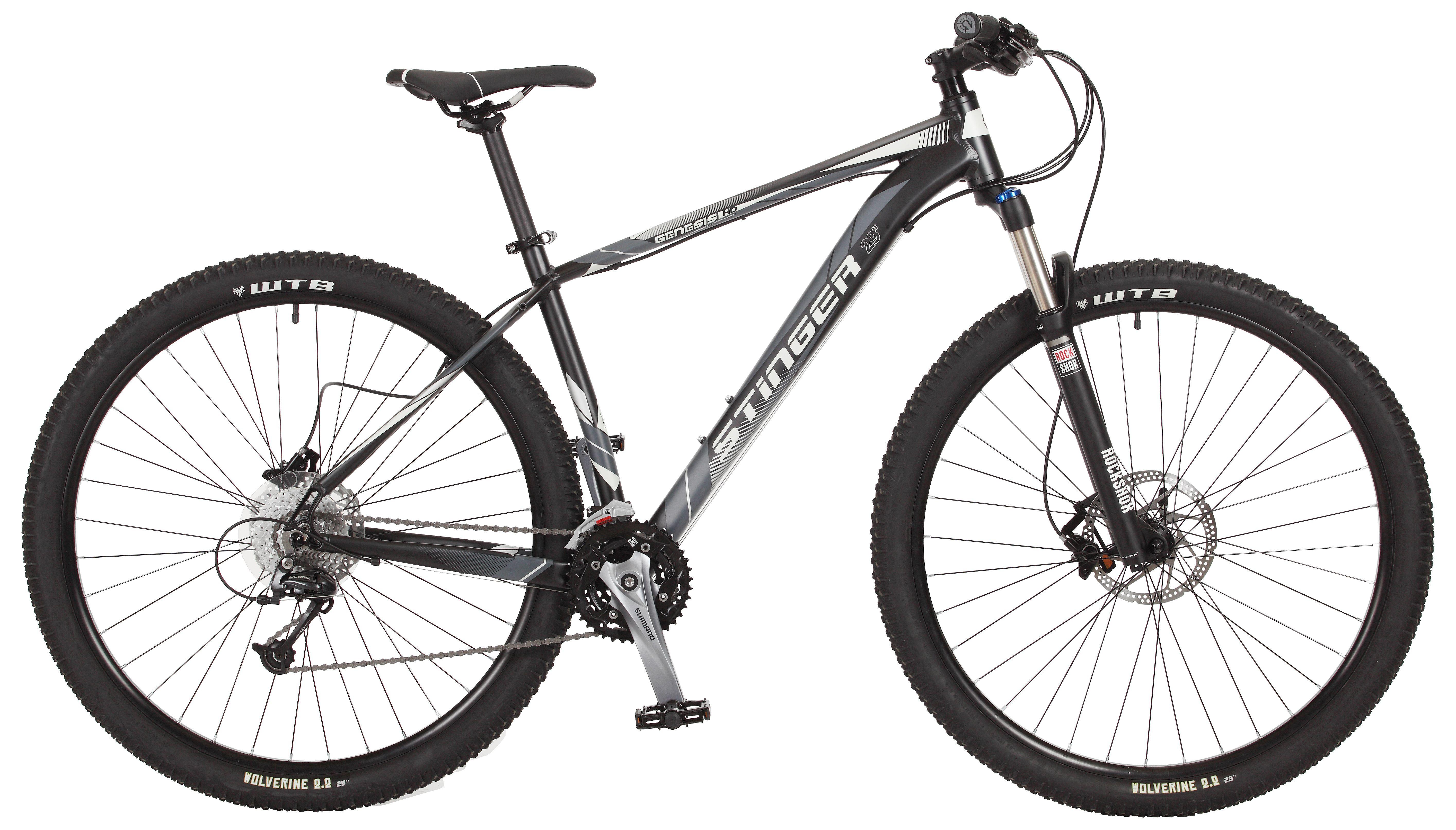 Велосипед Stinger Genesis HD 29 2017 велосипед stinger valencia 2017