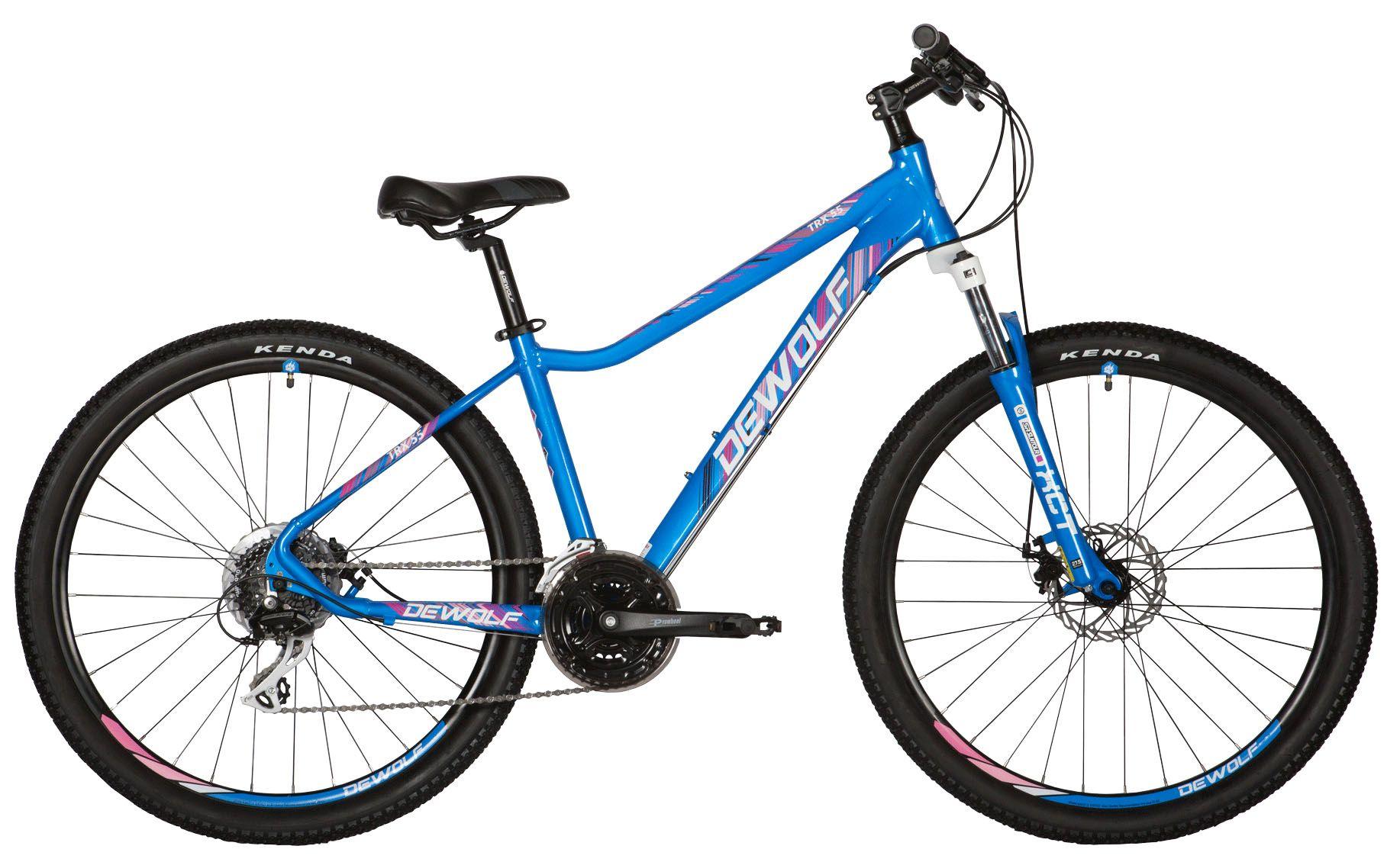 Велосипед Dewolf TRX 55 2018 цены онлайн