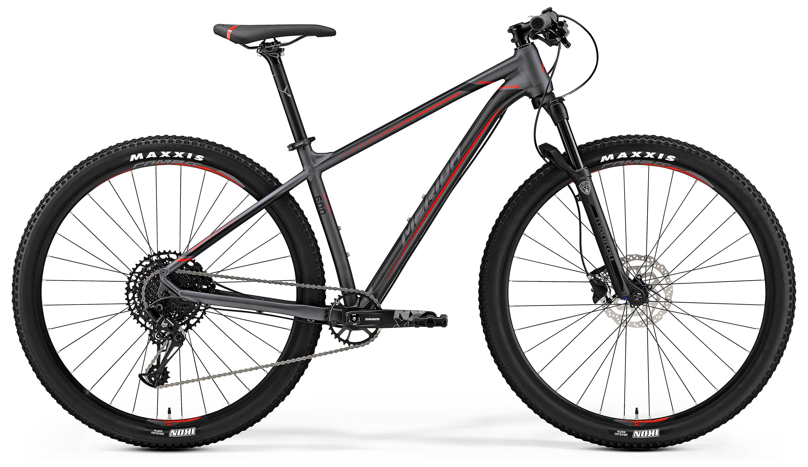 Велосипед Merida Big.Nine 600 2019