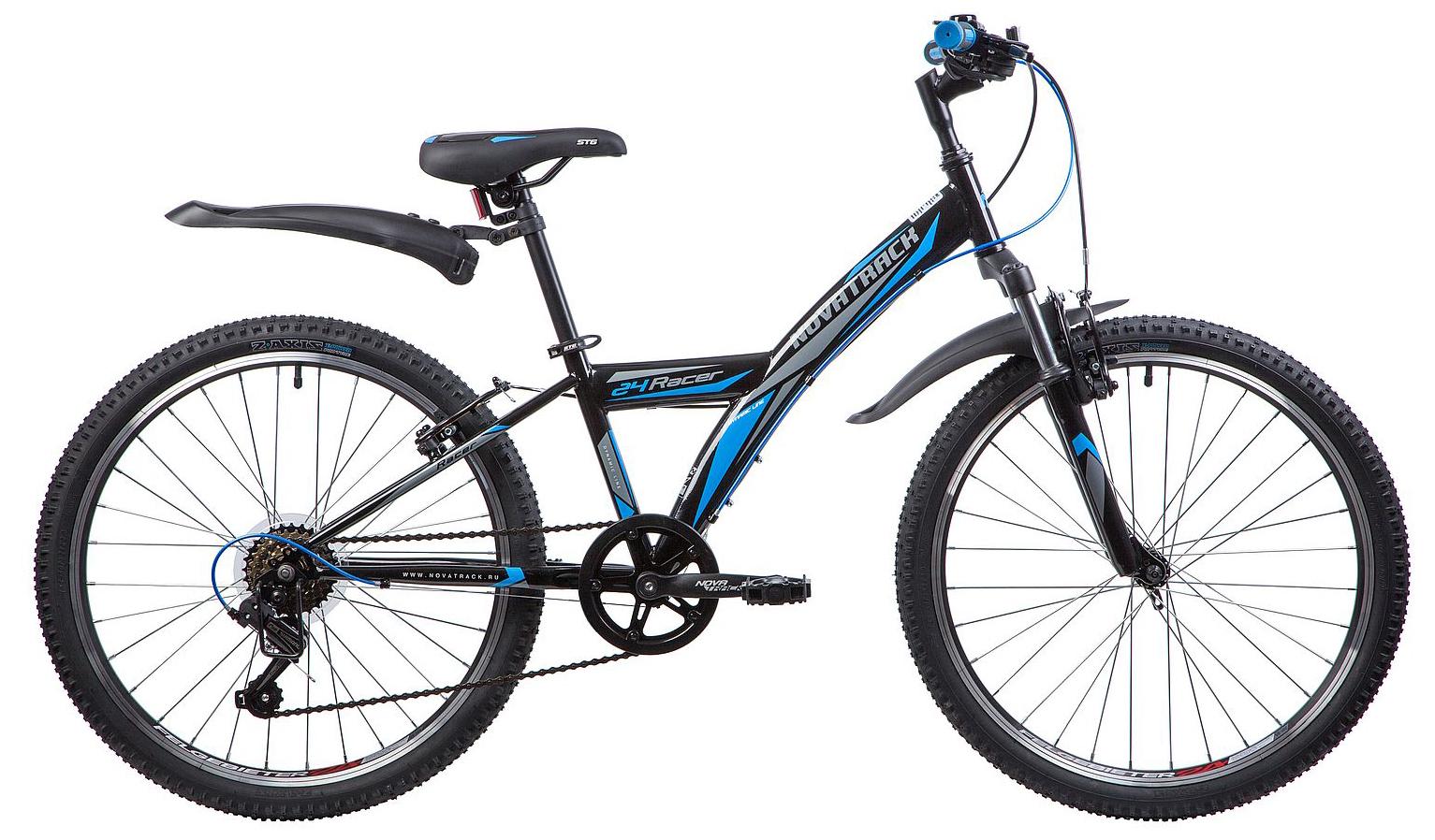 Велосипед Novatrack Racer 24 V 2019 велосипед novatrack 16 зебра бордово белый 165 zebra clr6