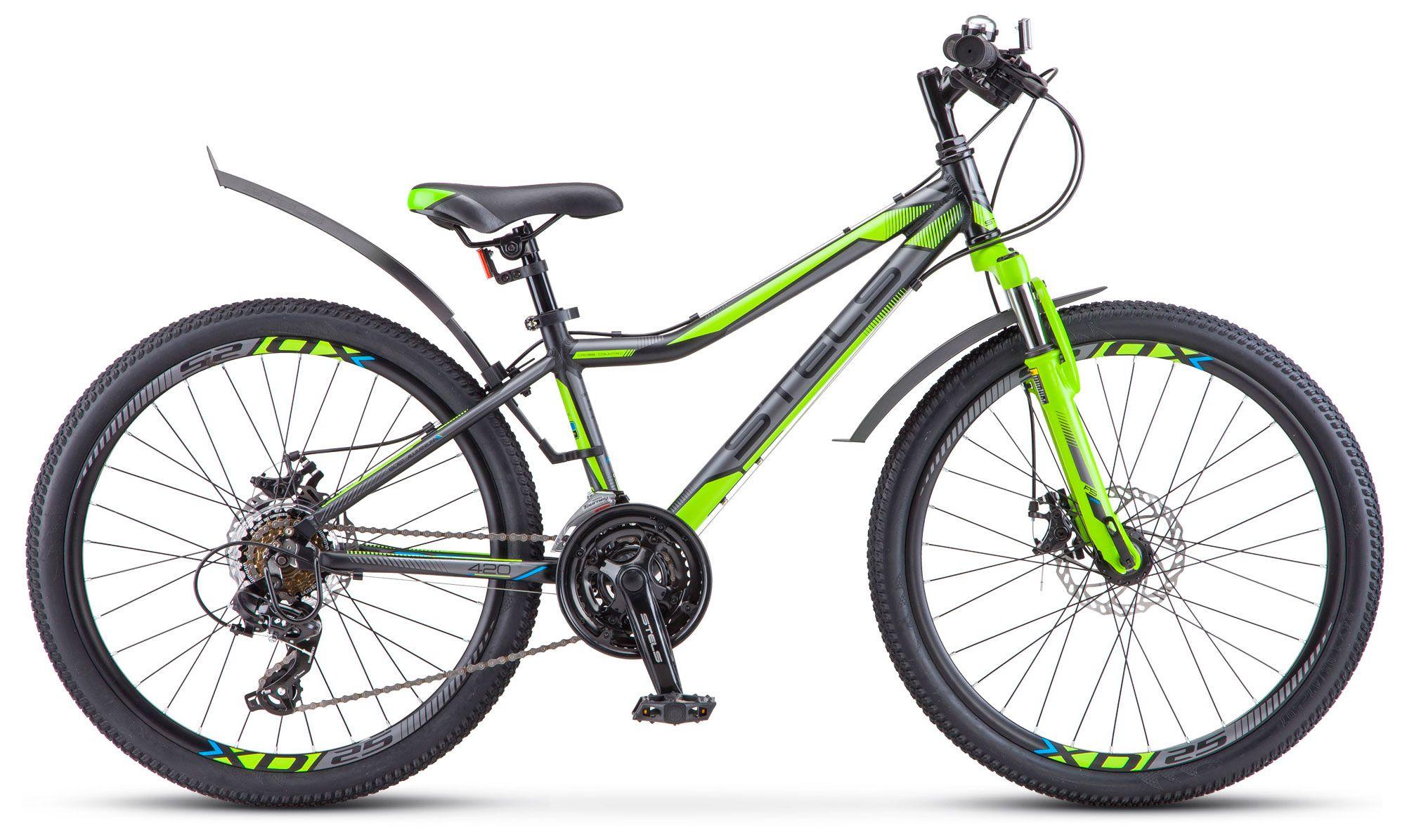 Велосипед Stels Navigator-420 MD 24 (V010) 2017 велосипед stels navigator 380 2016