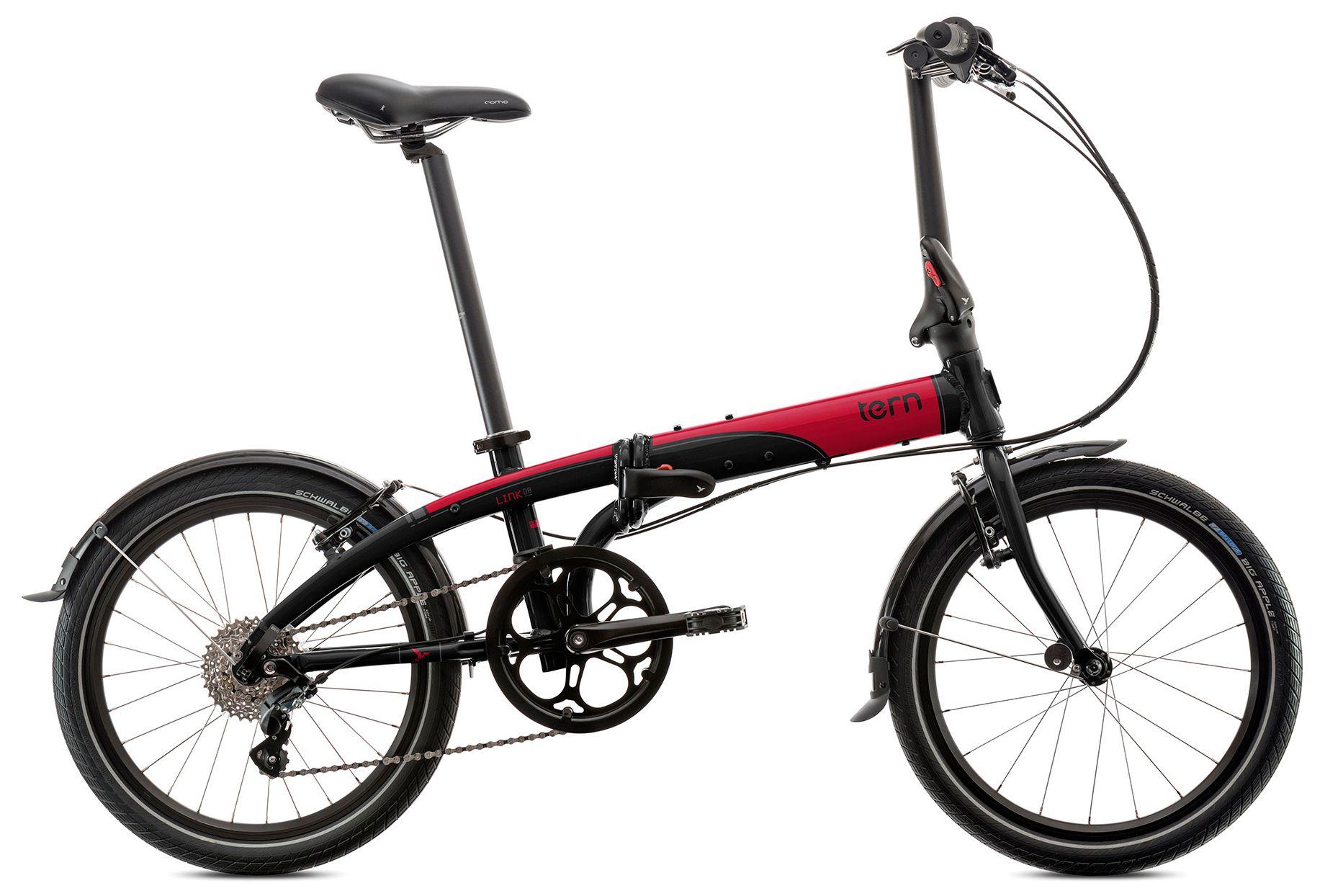 Велосипед Tern Link D8 2017