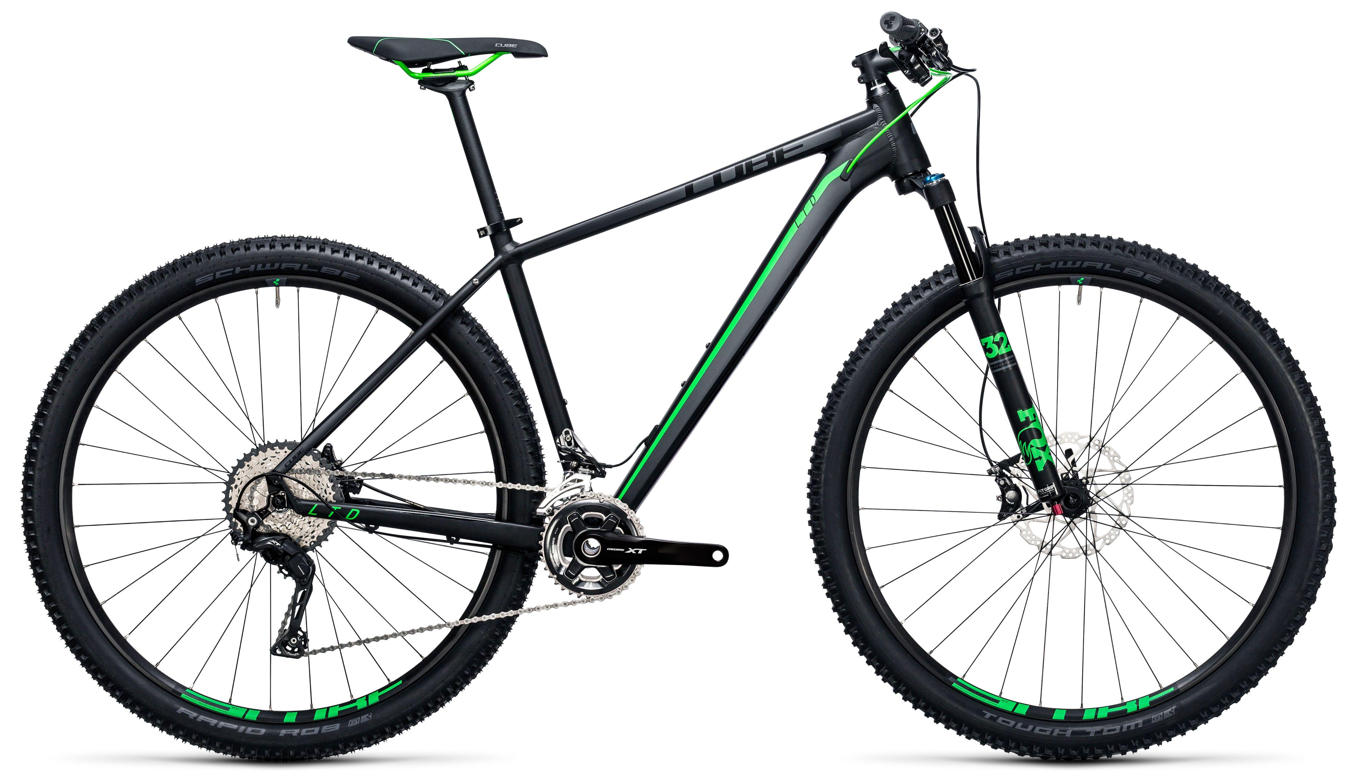 Велосипед Cube LTD SL 29 2017,  Горные  - артикул:272968