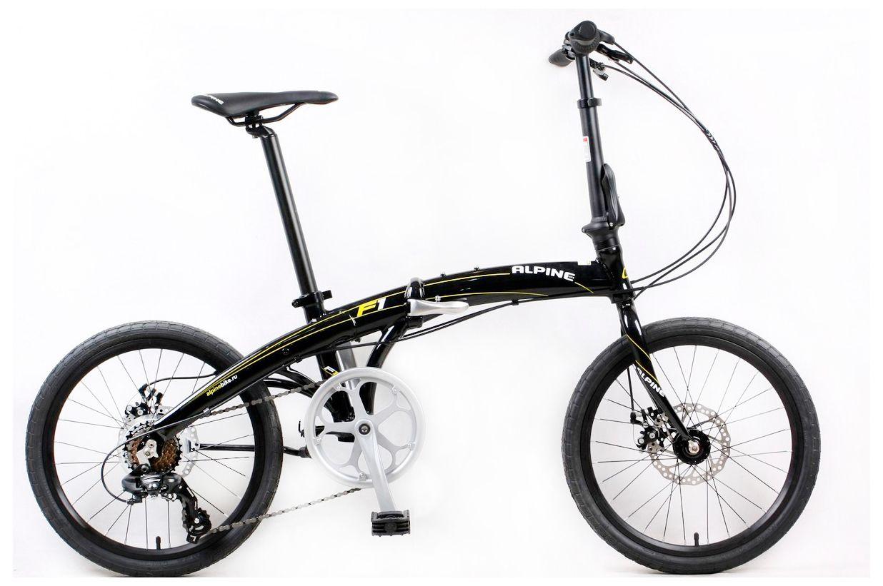 Велосипед ALPINE Peak F-1 Disc 2017,  Городские  - артикул:288799
