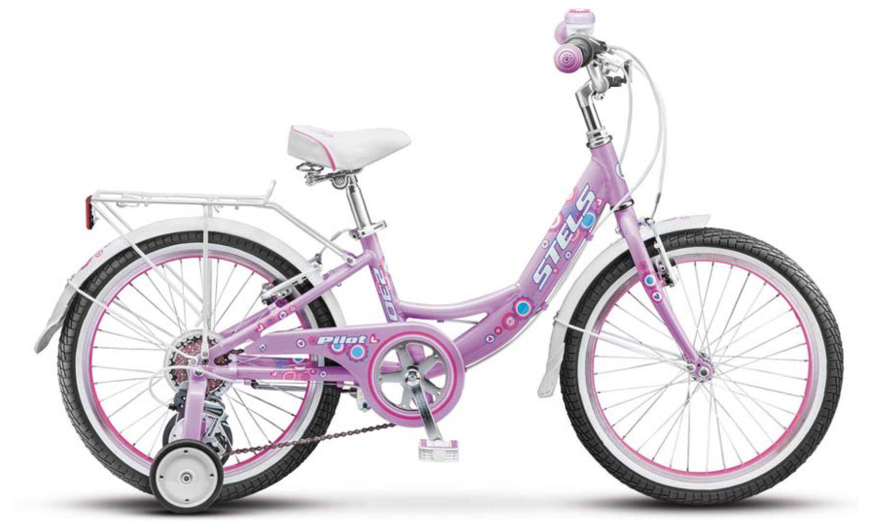 Велосипед Stels Pilot 230 Lady 20 (V020) 2018