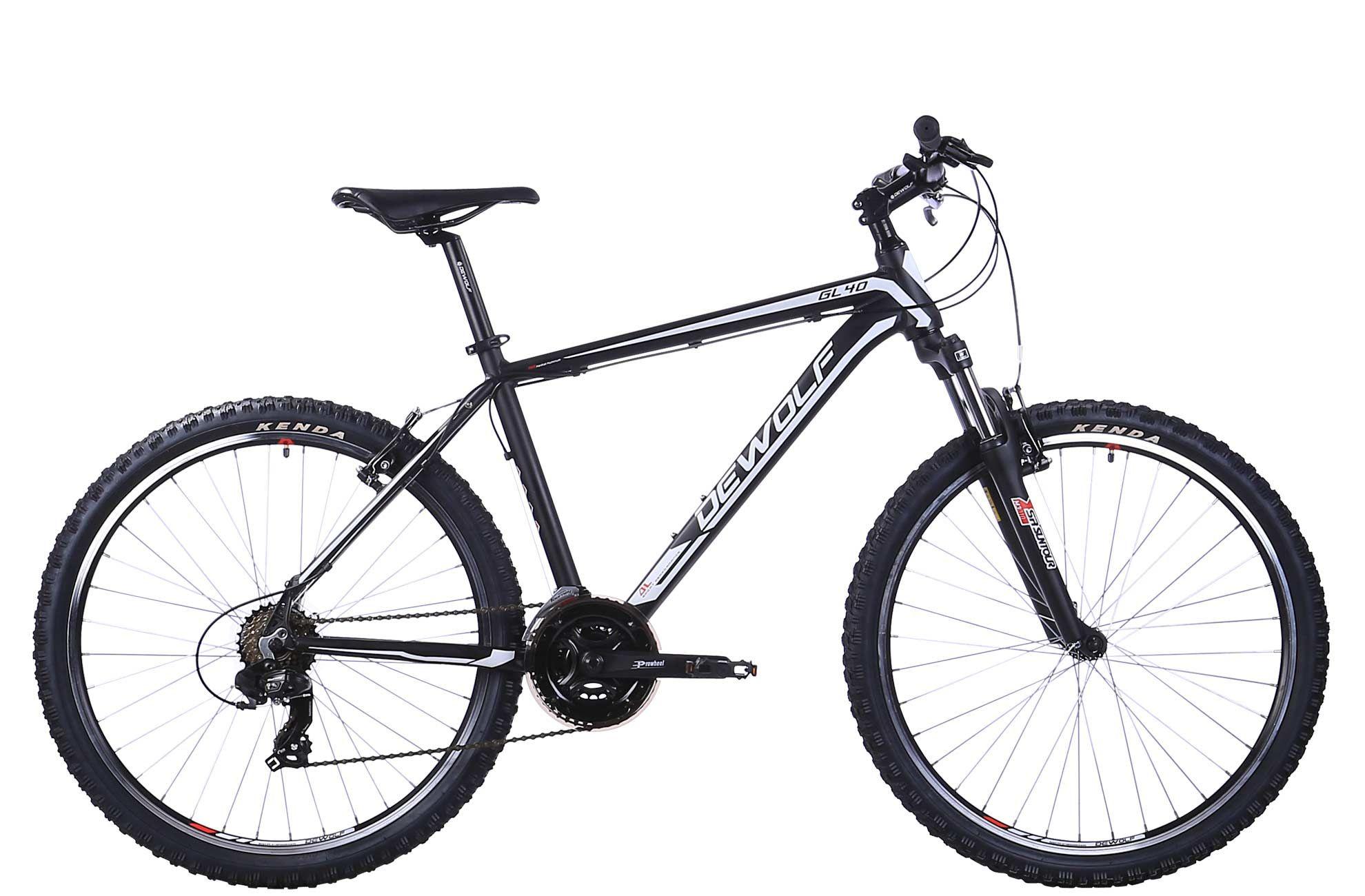 Велосипед Dewolf от Велосайт