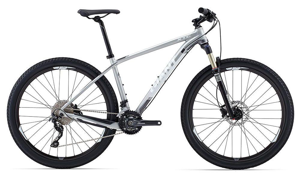 Велосипед Giant XtC 27.5 1 2015 велосипед giant xtc composite 29er 2 ltd 2014