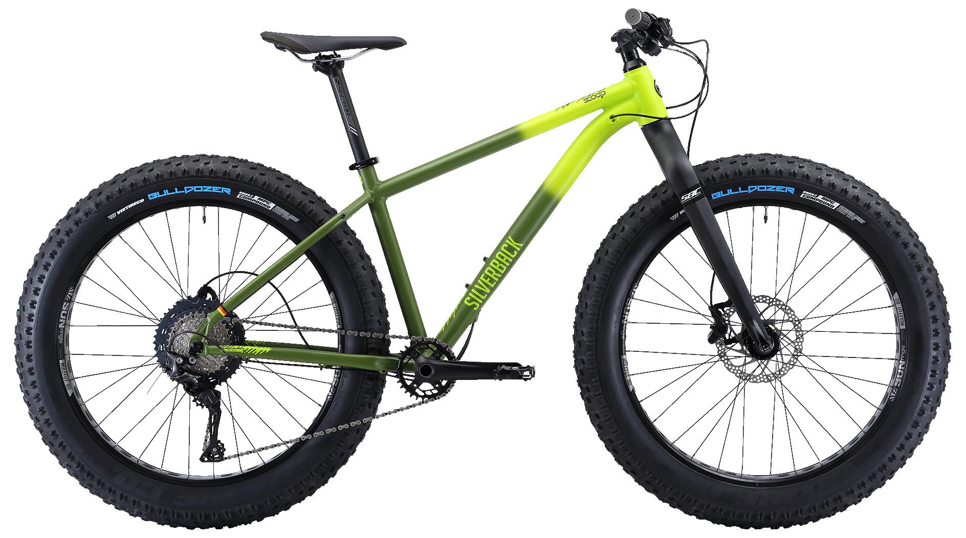 Велосипед Silverback Scoop Single 2019 silverback slade 3 2014