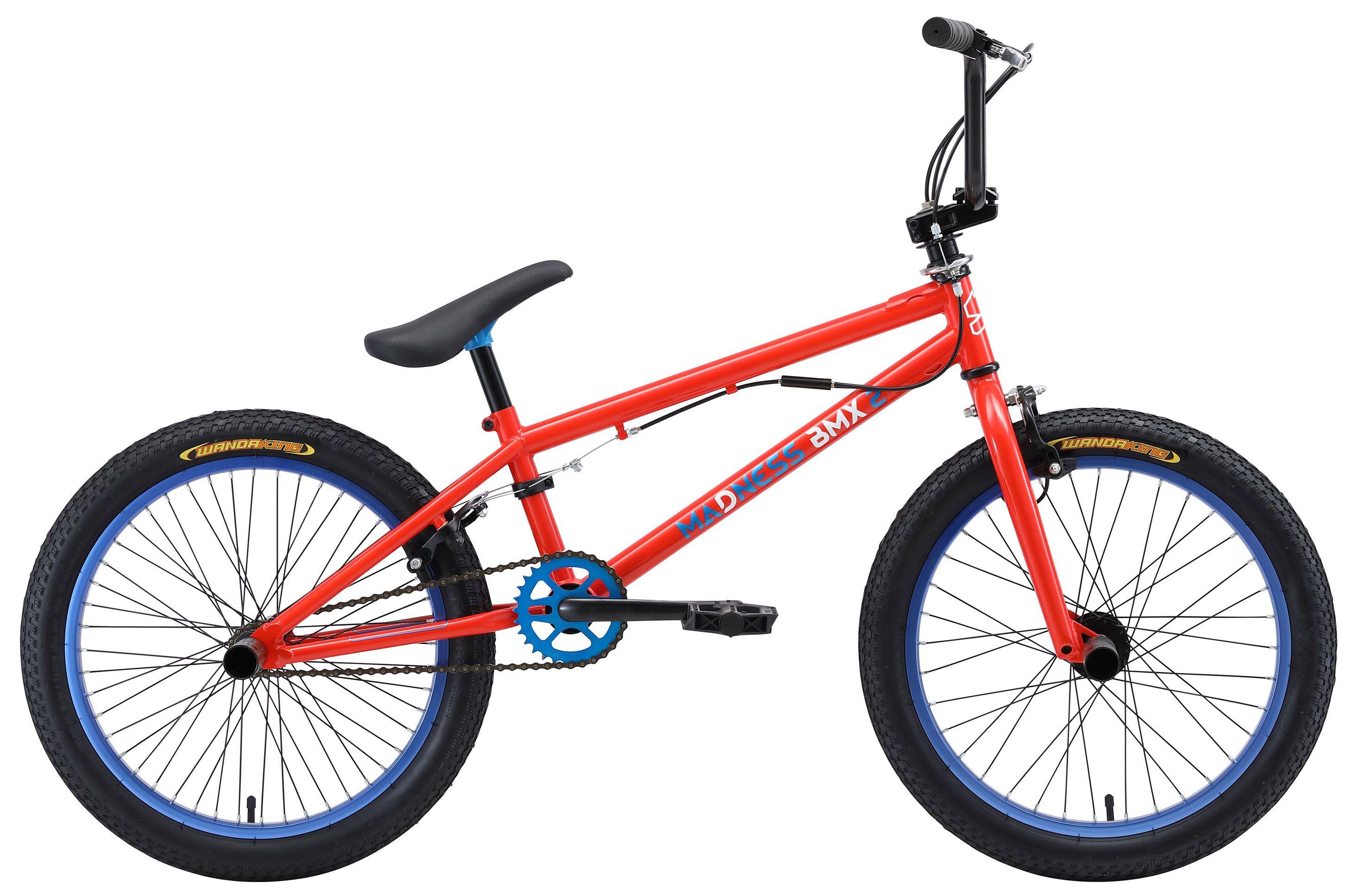 Велосипед Stark Madness BMX 2 2018,  Трюковые  - артикул:288227