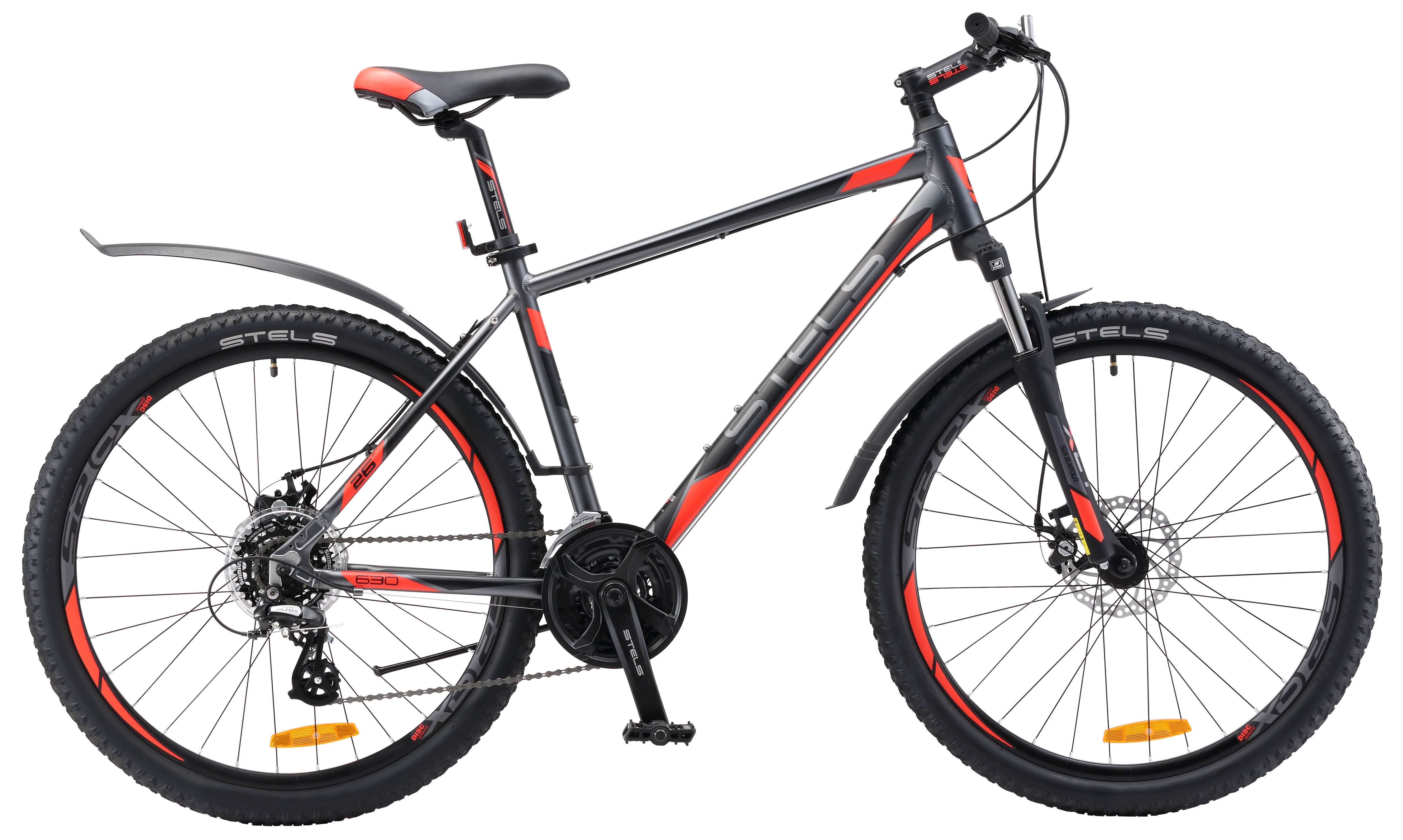 Велосипед Stels Navigator 630 MD 26 (V020) 2018 велосипед stels navigator 380 2016
