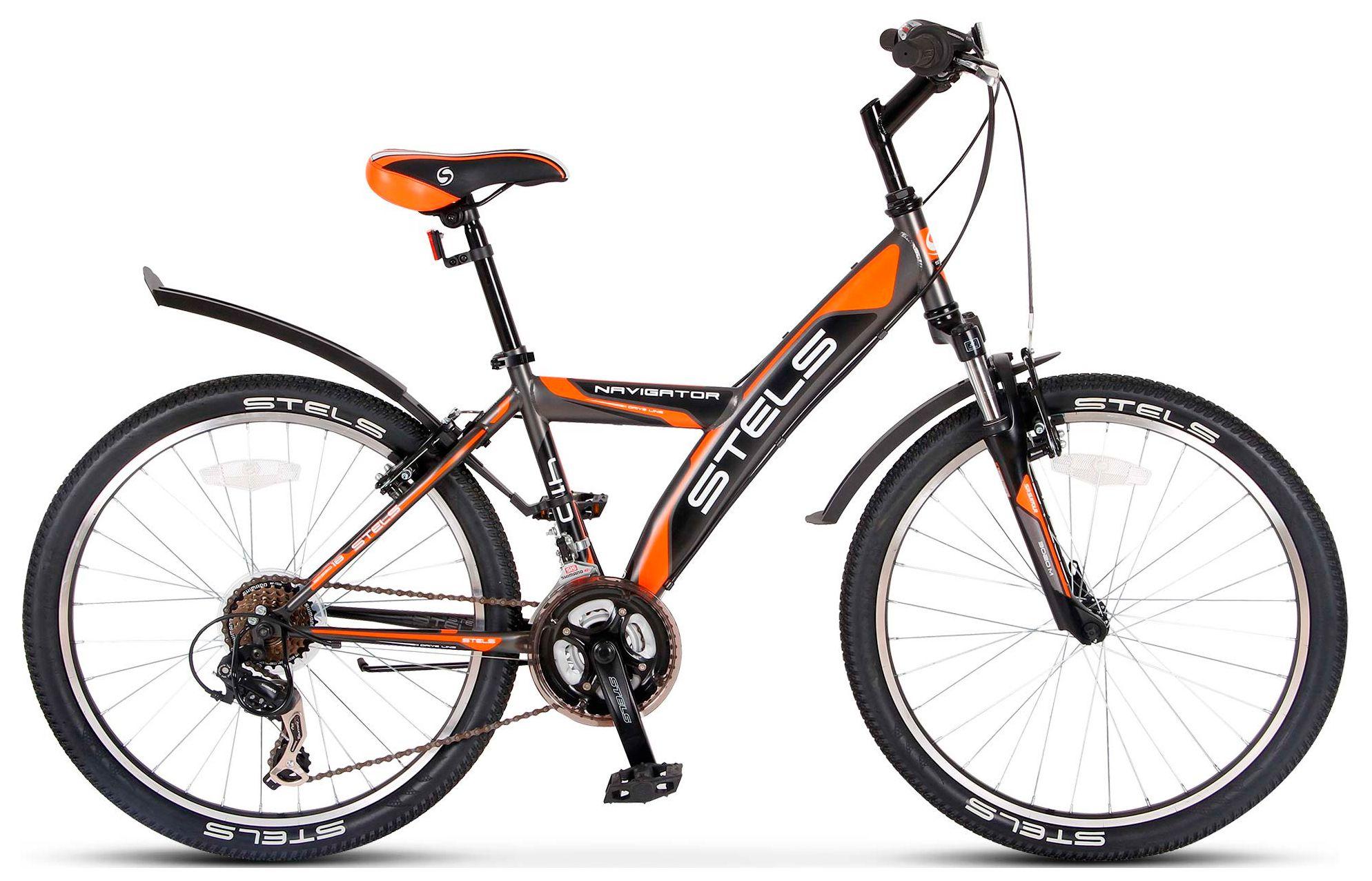 все цены на Велосипед Stels Navigator 410 V 18-sp (V030) 2017 онлайн