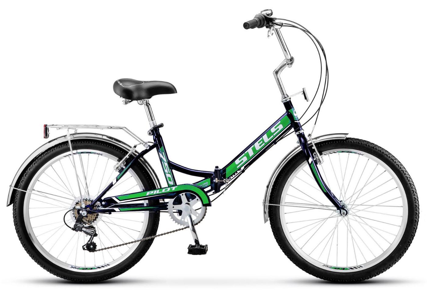 Велосипед Stels Pilot 750 24 (Z010) 2018 велосипед stels pilot 710 24 z010 2018 колесо 24 рама 16 синий синий