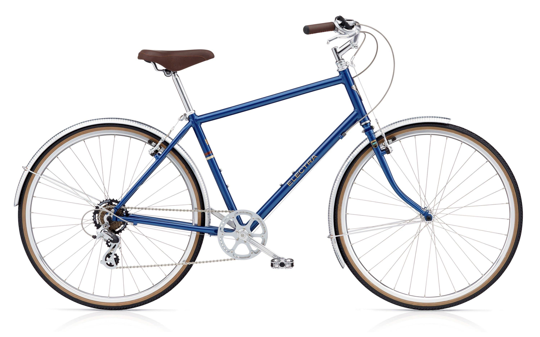 Велосипед Electra Ticino 7D Men's 2017 велосипед electra ticino 8d mens 2016