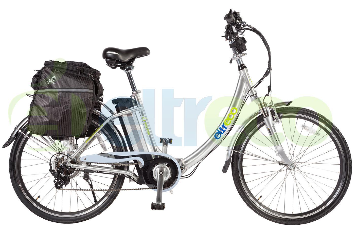Велосипед Eltreco Vector Lux 2016,  Электро  - артикул:267949