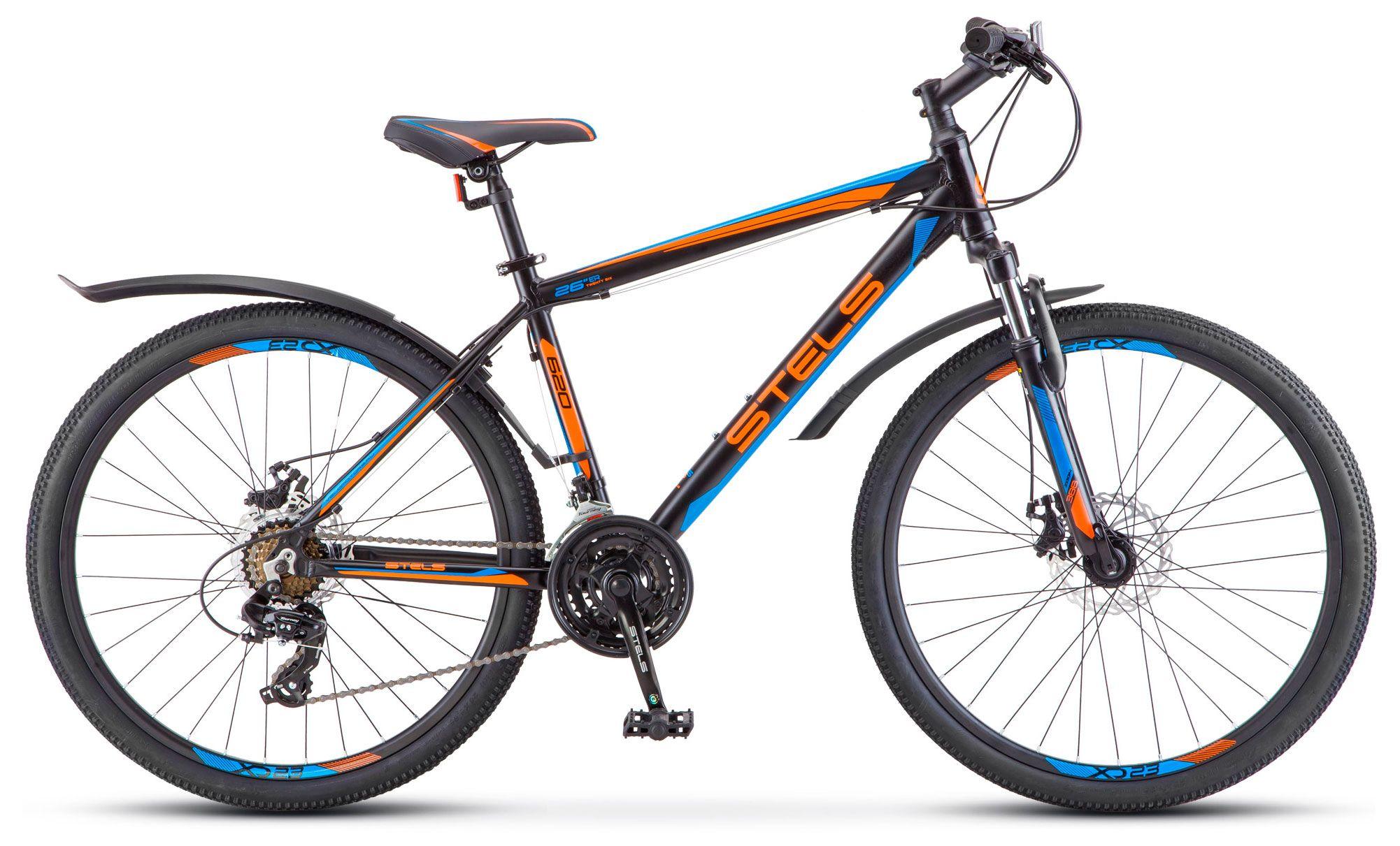 Велосипед Stels Navigator 620 MD 26 (V010) 2018 stels navigator 250 gent 26 16