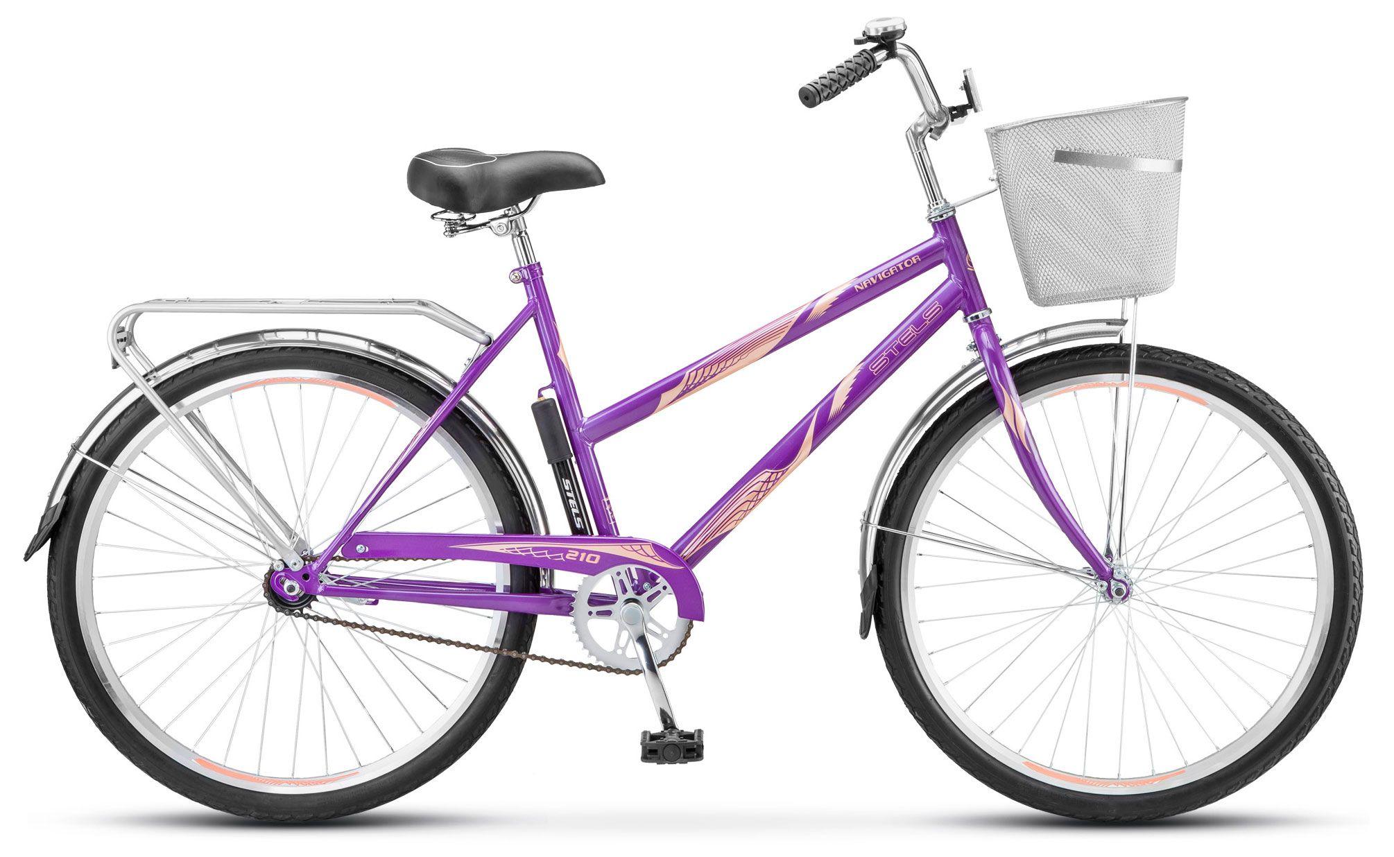 Велосипед Stels Navigator 210 Lady 26 (Z010) 2018