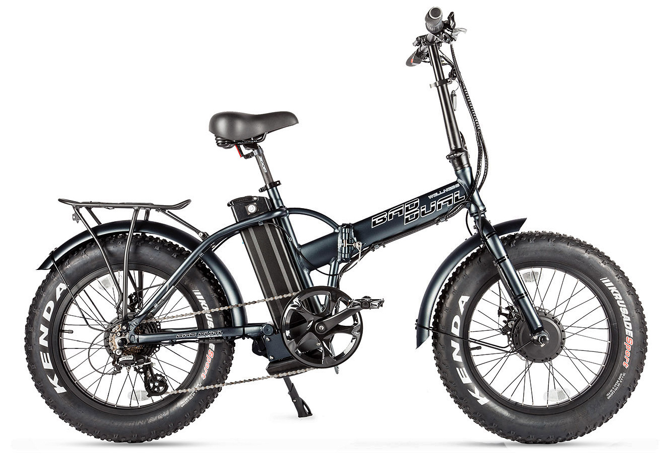 Велосипед Wellness Bad Dual New 2019 велосипед eltreco wellness bad dual 2018