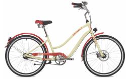Складной прогулочный велосипед круизер  Stinger  Cruiser 7sp Lady  2019