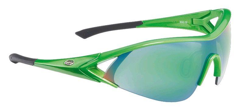 Аксессуар BBB BSG-32 Impact Neon Green,  очки  - артикул:284700
