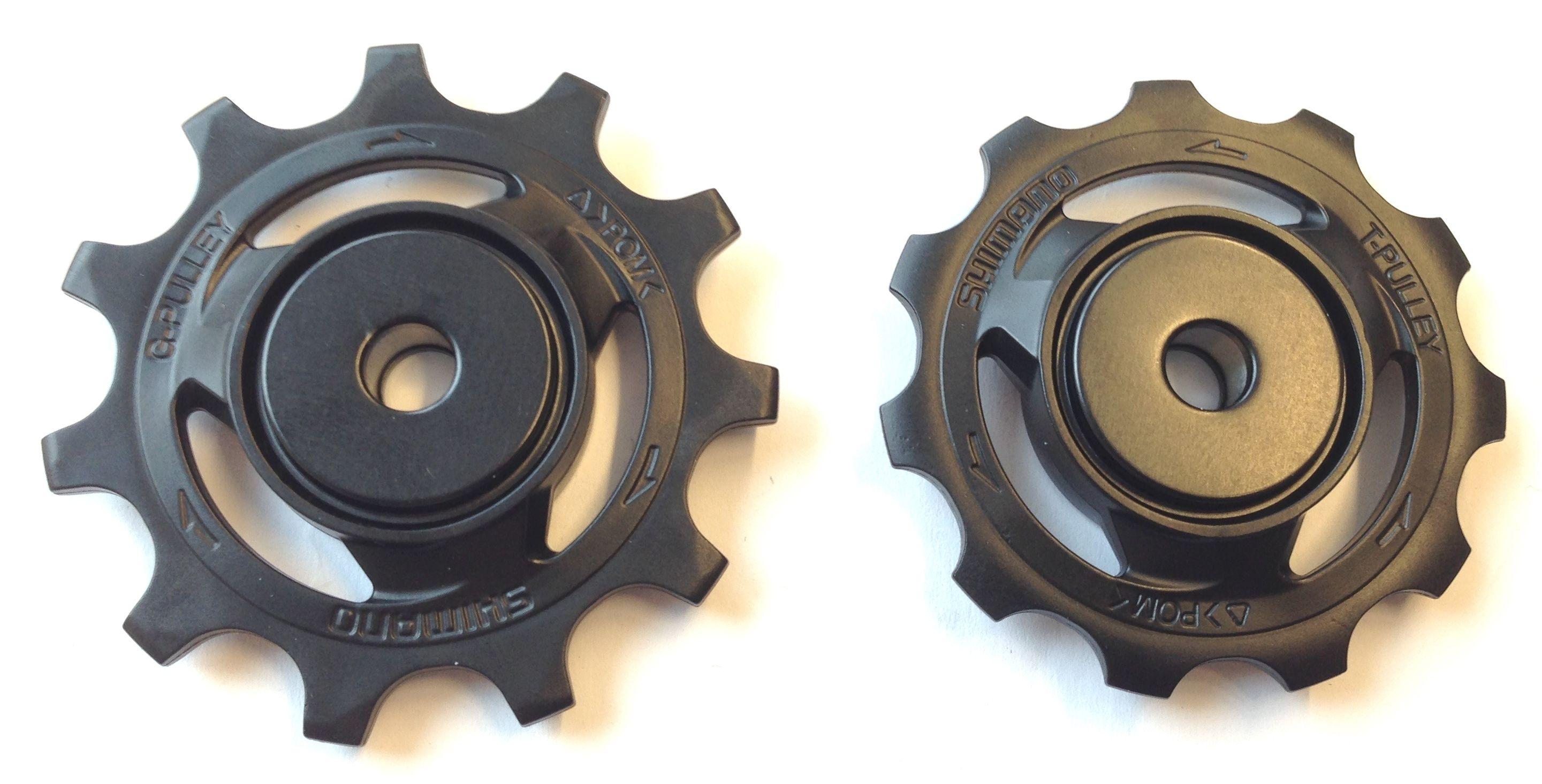 Запчасть Shimano ролики к RD-R9100/R9150 (Y5ZR98010)