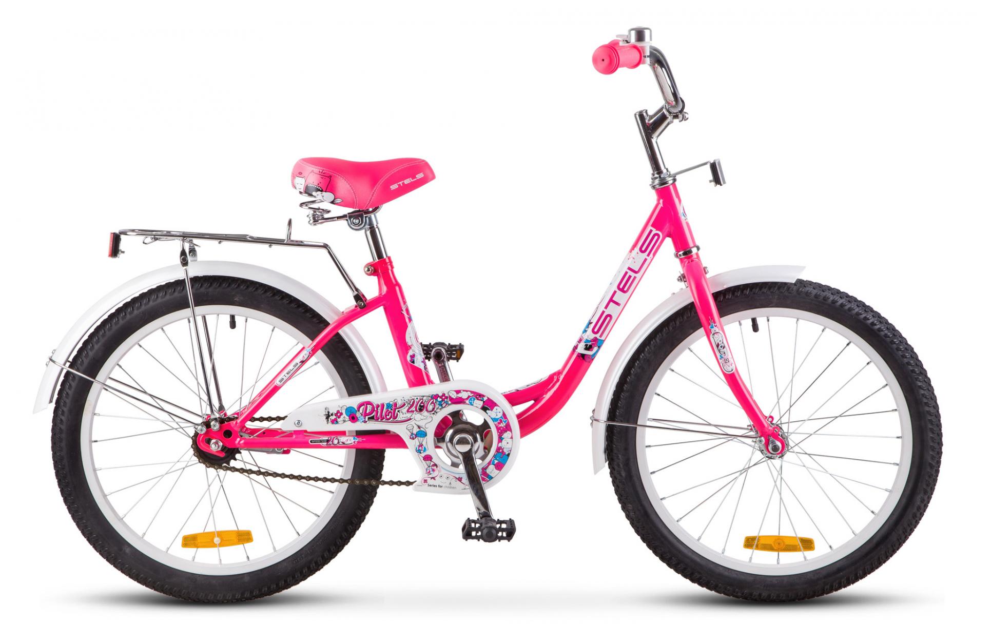 Велосипед Stels Pilot 200 Lady 20 (Z010) 2019 велосипед stels stels велосипед 2018 2018