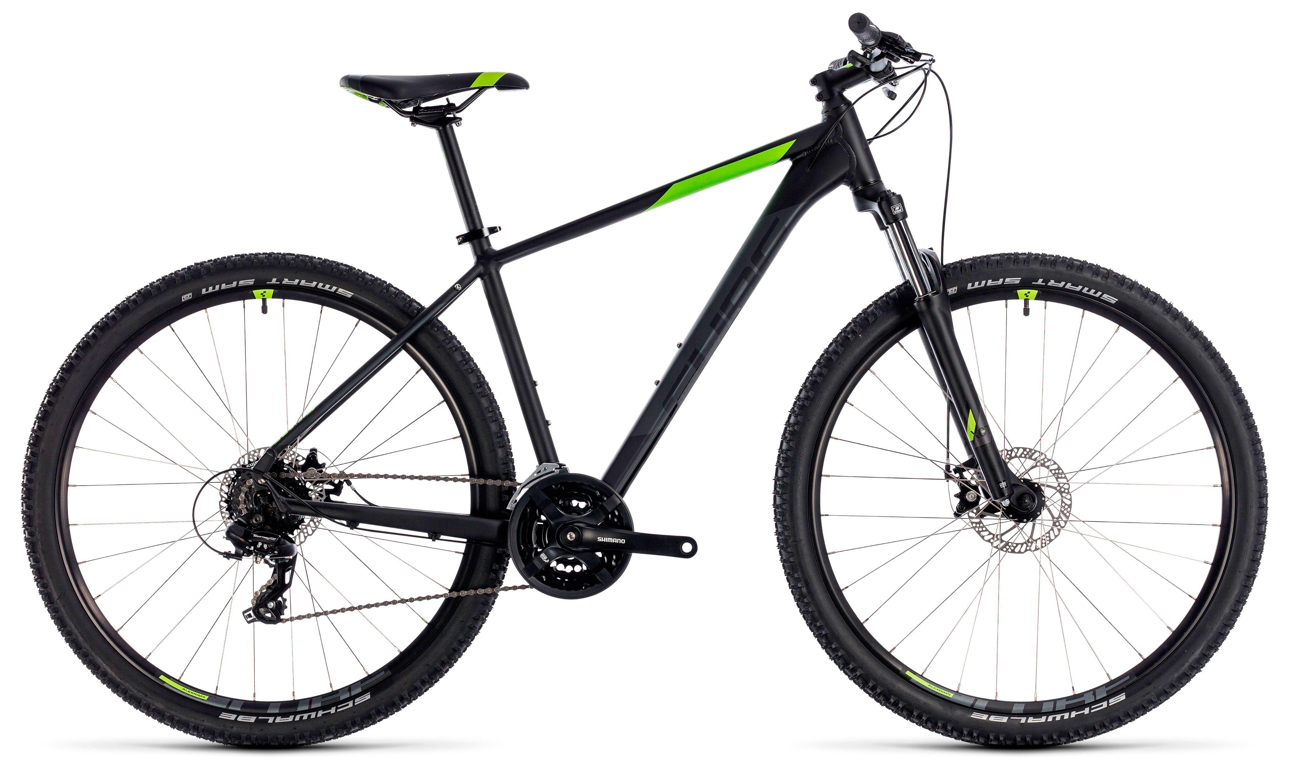 Велосипед Cube AIM 29 2018 samsonite чемодан 55 см lite cube dlx