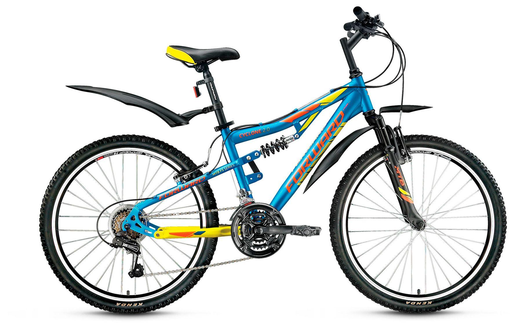 Велосипед Forward Cyclone 2.0 2017 велосипед forward cyclone 1 0 2014