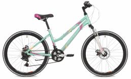 Подростковый велосипед для девочек  Stinger  Laguna D 24  2019