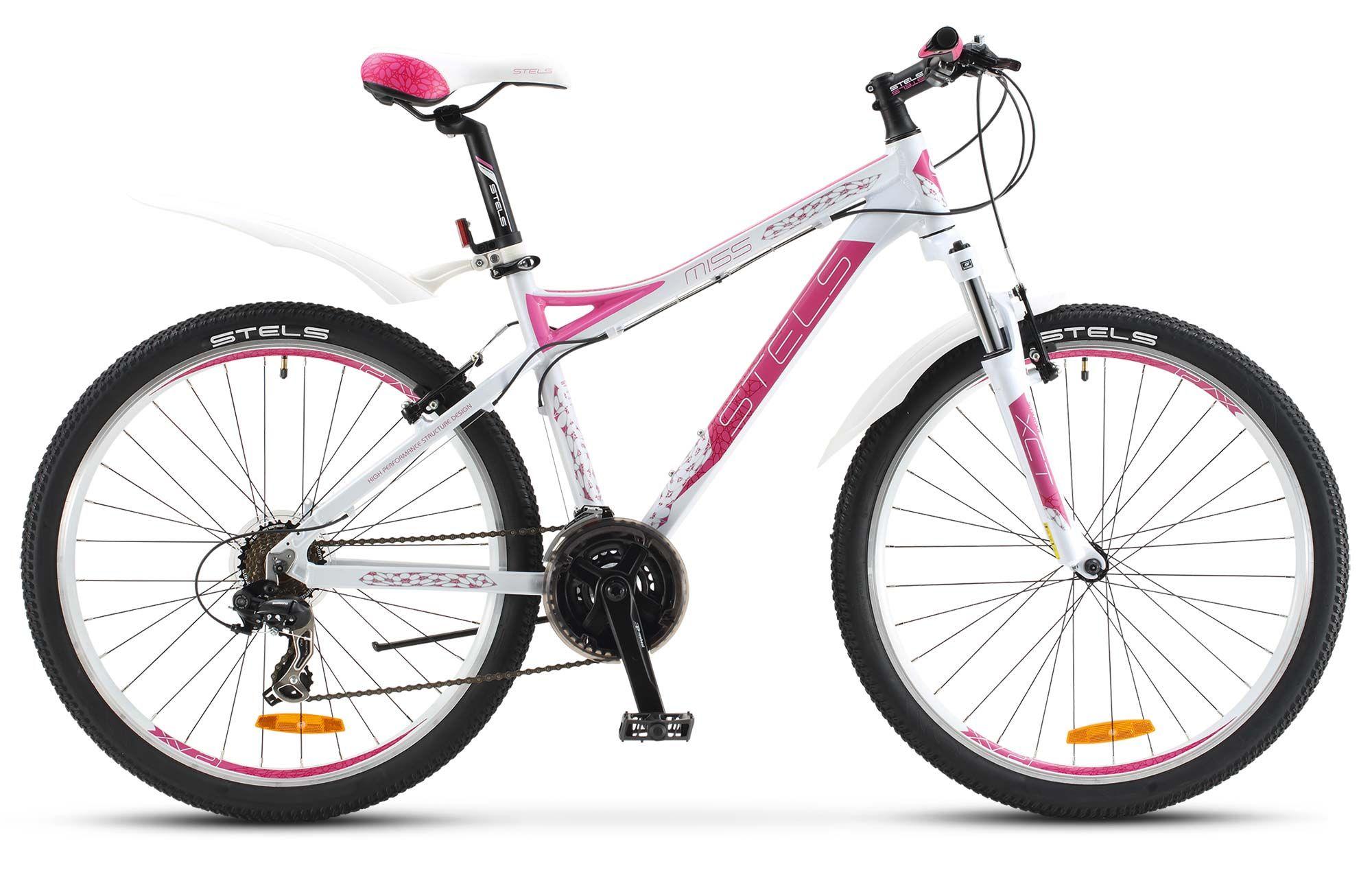 Велосипед Stels Miss 8100 V 2016 женский велосипед навигатор купить в пензе