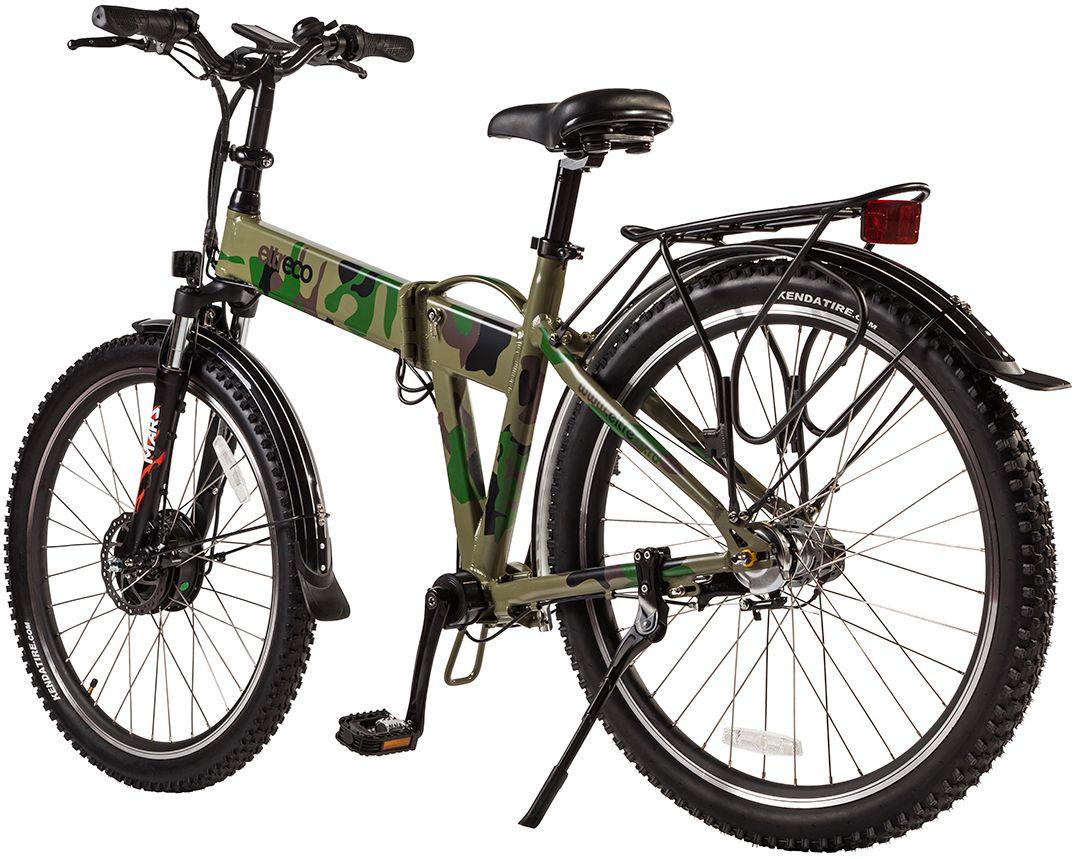 Велосипед Eltreco Patrol Кардан 26 2016,  Электро  - артикул:267893