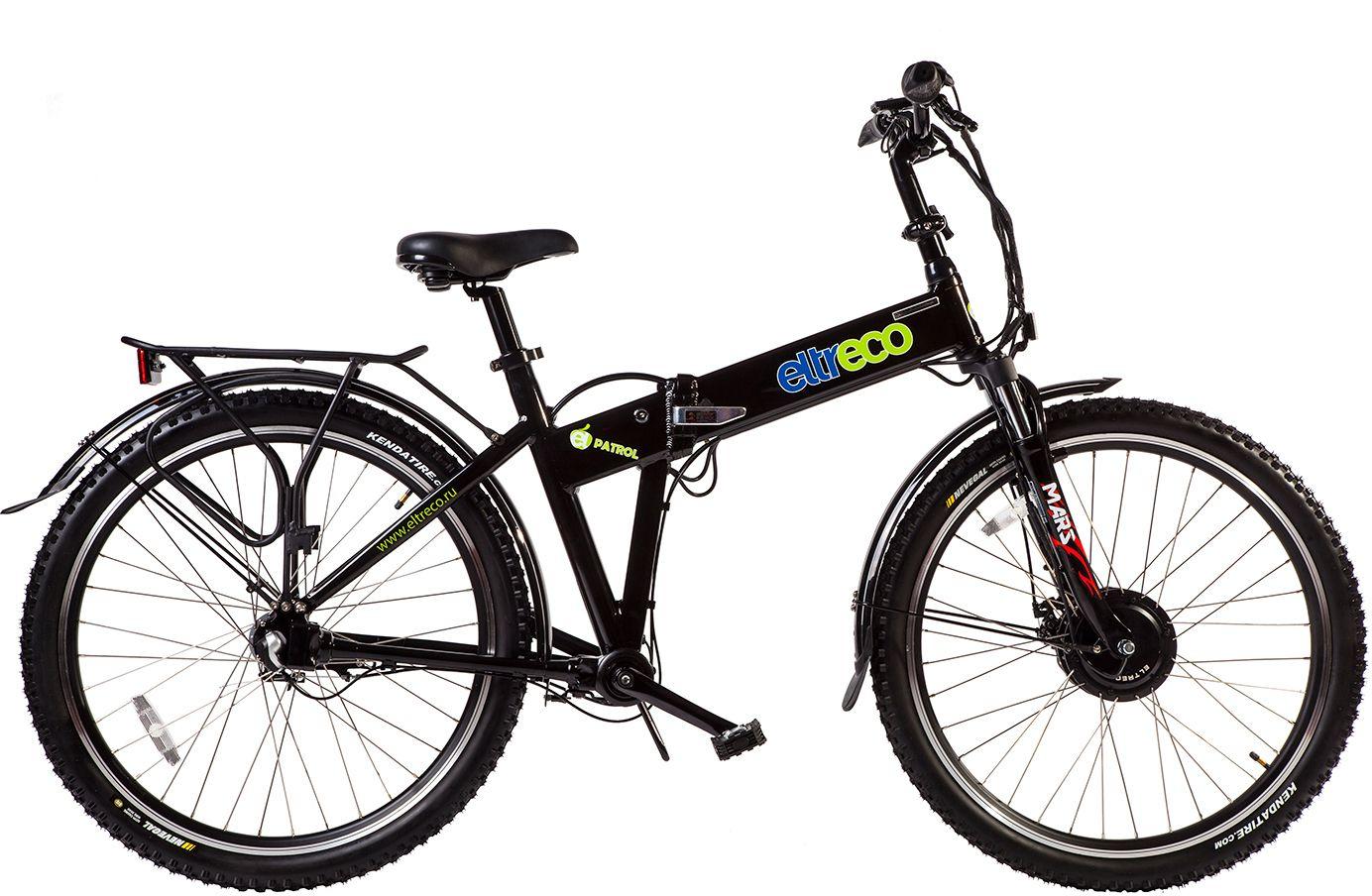 Велосипед Eltreco Patrol Кардан 26 Nexus 7 2016,  Электро  - артикул:284916