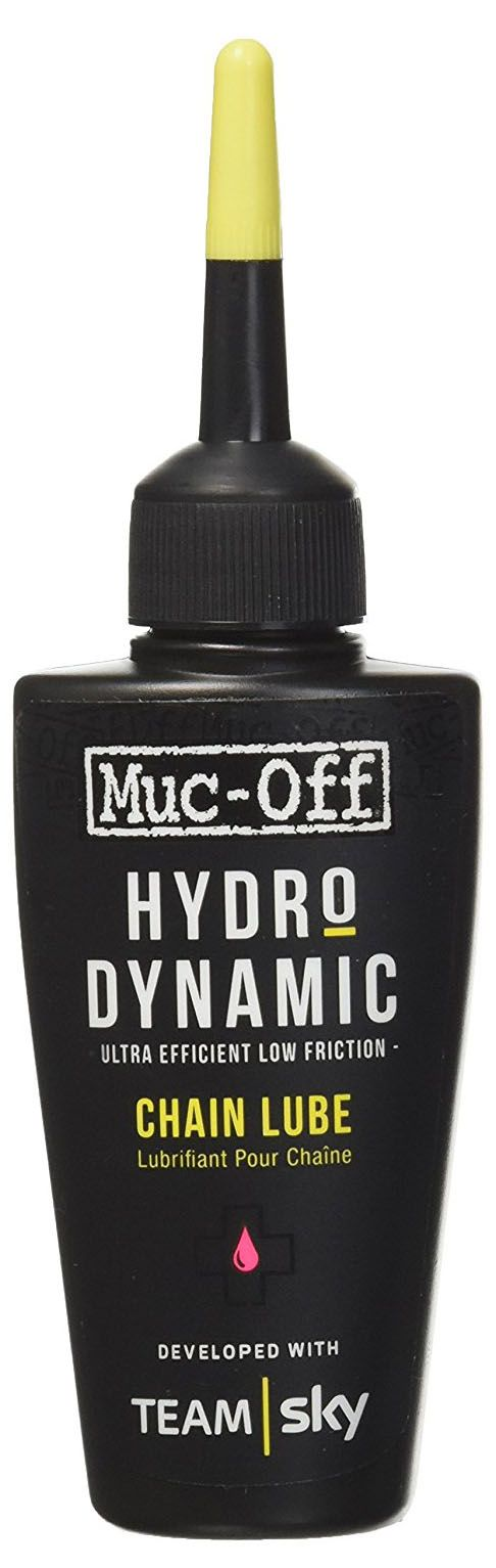 Аксессуар Muc-Off Hydrodynamic Team Sky Lube 50ml цена