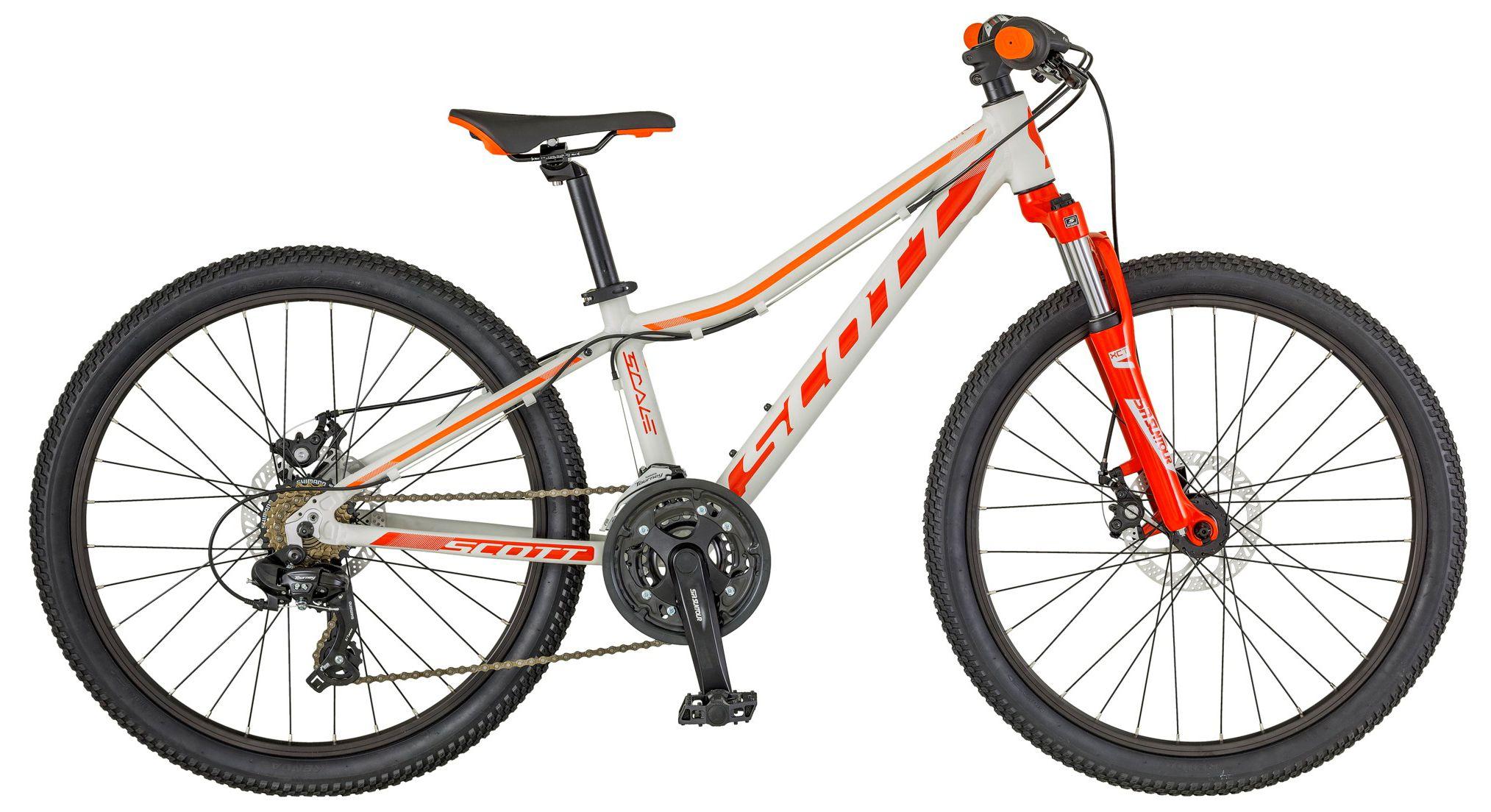Велосипед Scott Scale JR 24 disc 2018 scott scale 740 2016
