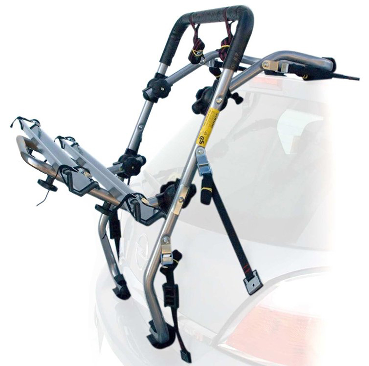 Аксессуар Peruzzo Padova Steel (PZ 378-2) на 2 велосипеда крепление для перевозки на автомобиле peruzzo padova 500378