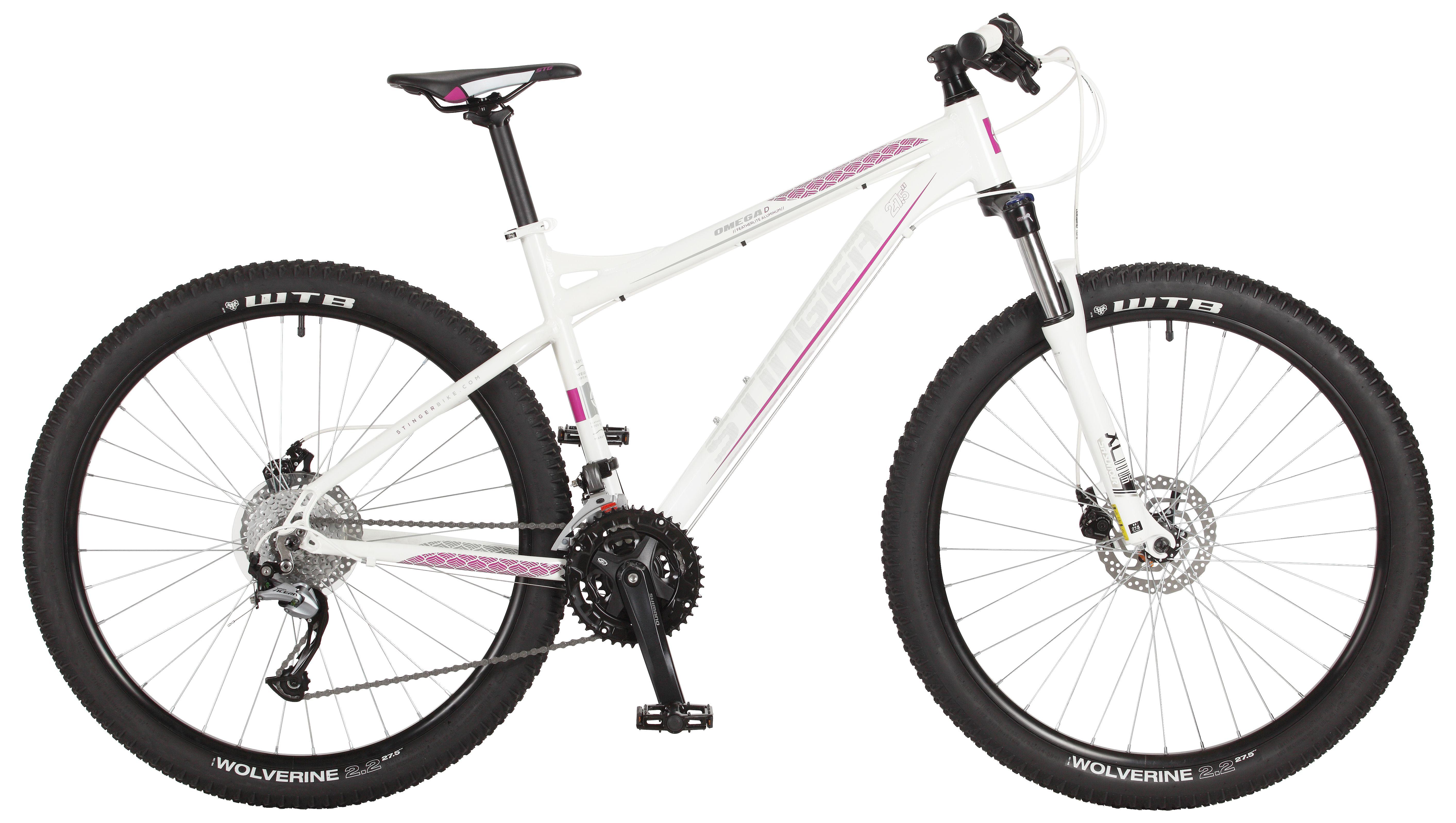 Велосипед Stinger Omega D 27.5 2017 велосипед stinger omega d 26 2016