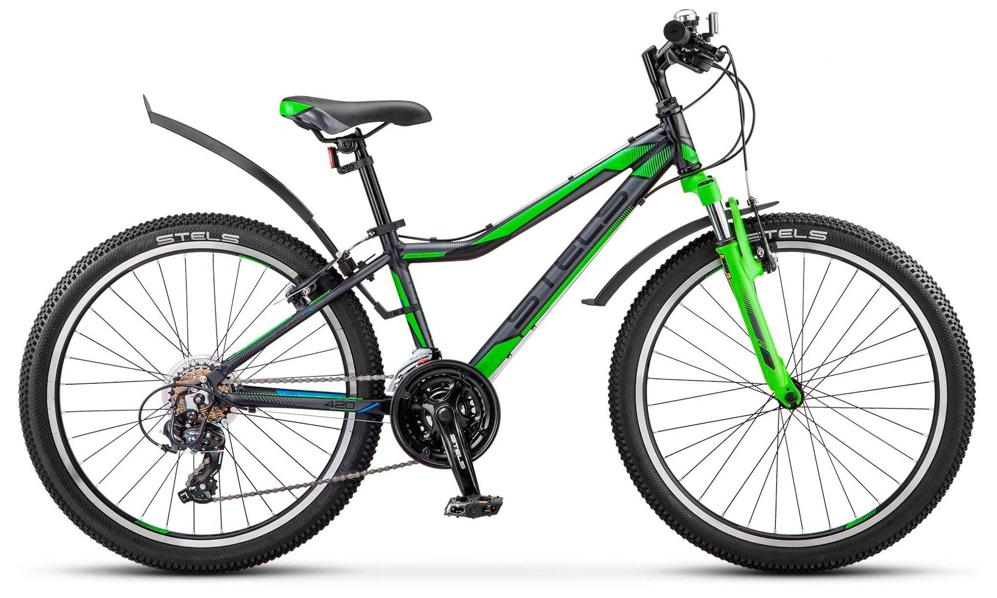 Велосипед Stels Navigator-420 V (V020) 2017 велосипед stels navigator 420 v 2016