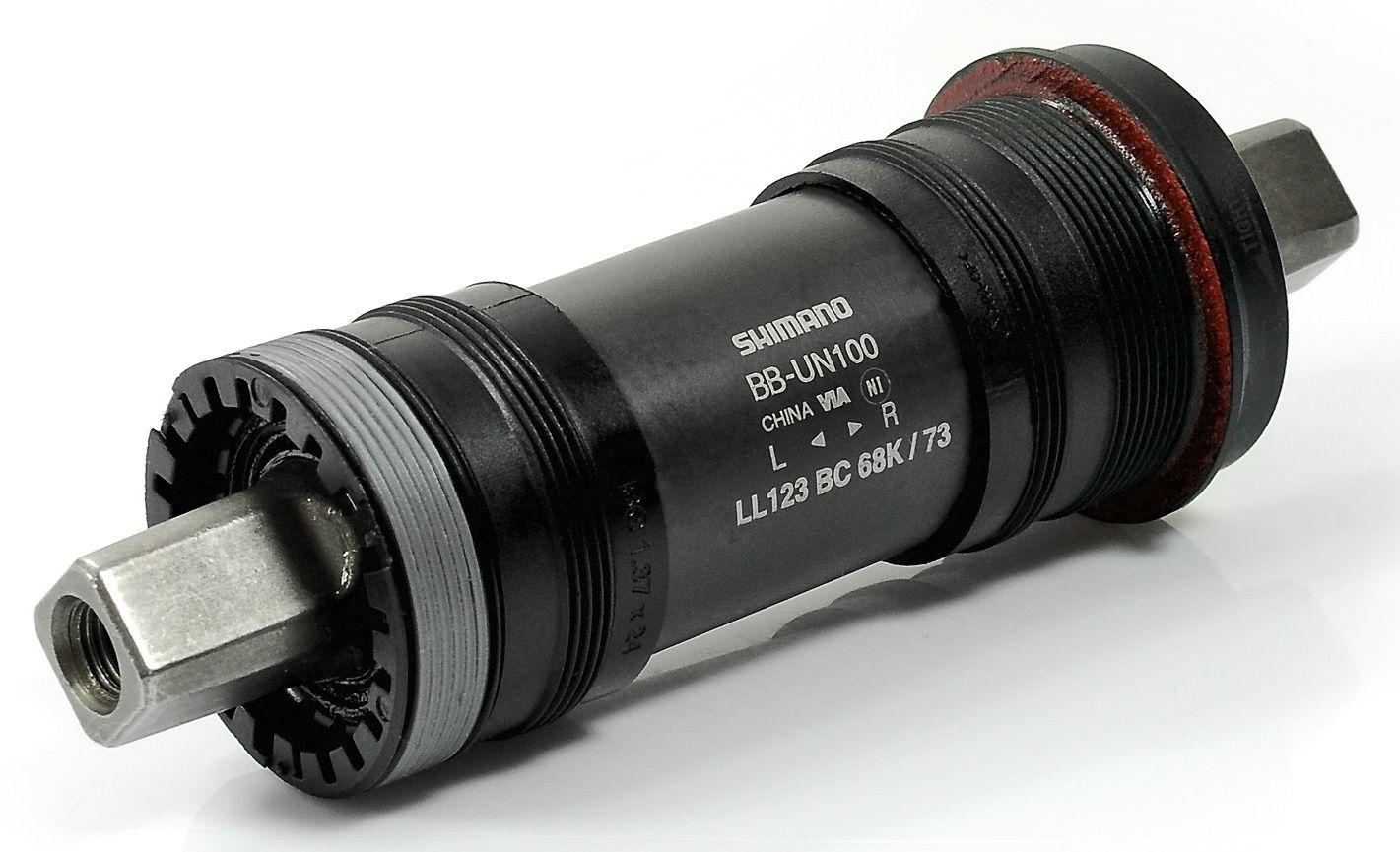 Запчасть Shimano UN100, 68/122.5(D-NL) (ABBUN100B22X),  привод  - артикул:285584