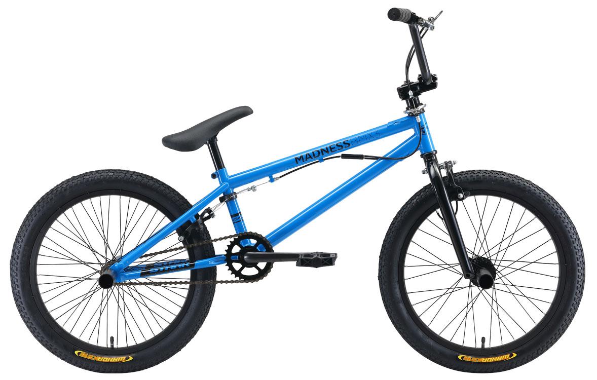 Велосипед Stark Madness BMX 3 2019 велосипед stark shooter 3 2016