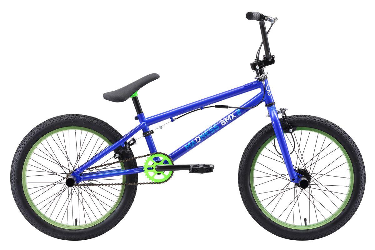 Велосипед Stark Madness BMX 2 2018,  трюковые  - артикул:284638