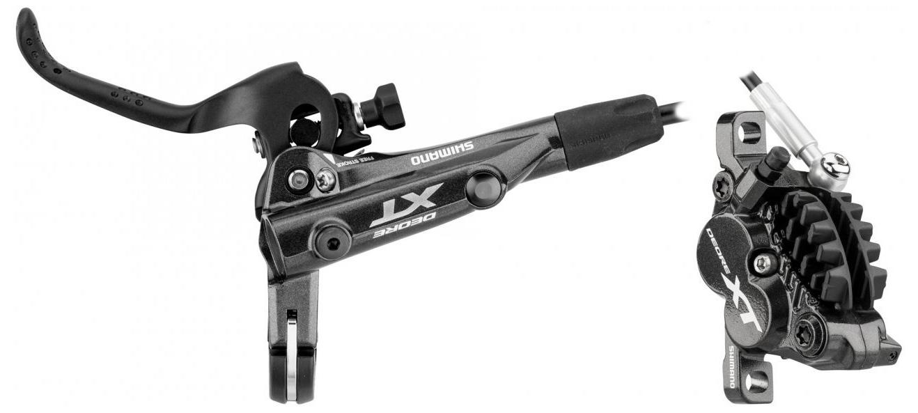 Запчасть Shimano XT M8000(лев)/BR-M8020(передн) (IM80002KLFPNA100) перекл передн shimano xtr fd m9020e 2x11v боковая тяга