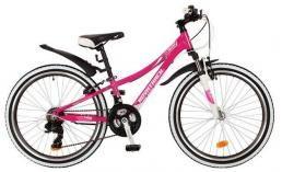 Подростковый велосипед для девочек  Novatrack  Katrina 24  2017