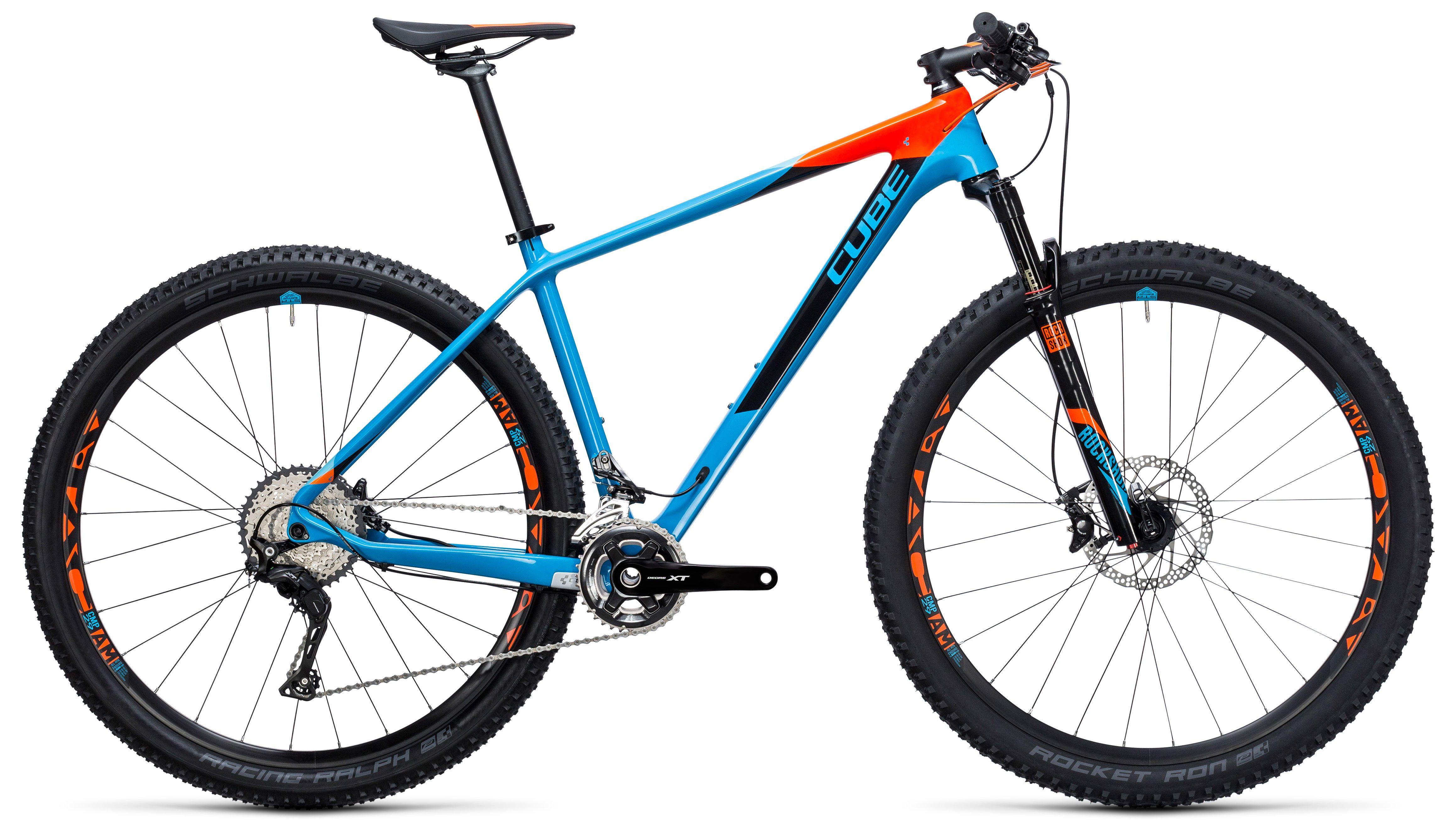 Велосипед Cube Reaction GTC Race 29 2017,  Горные  - артикул:273036