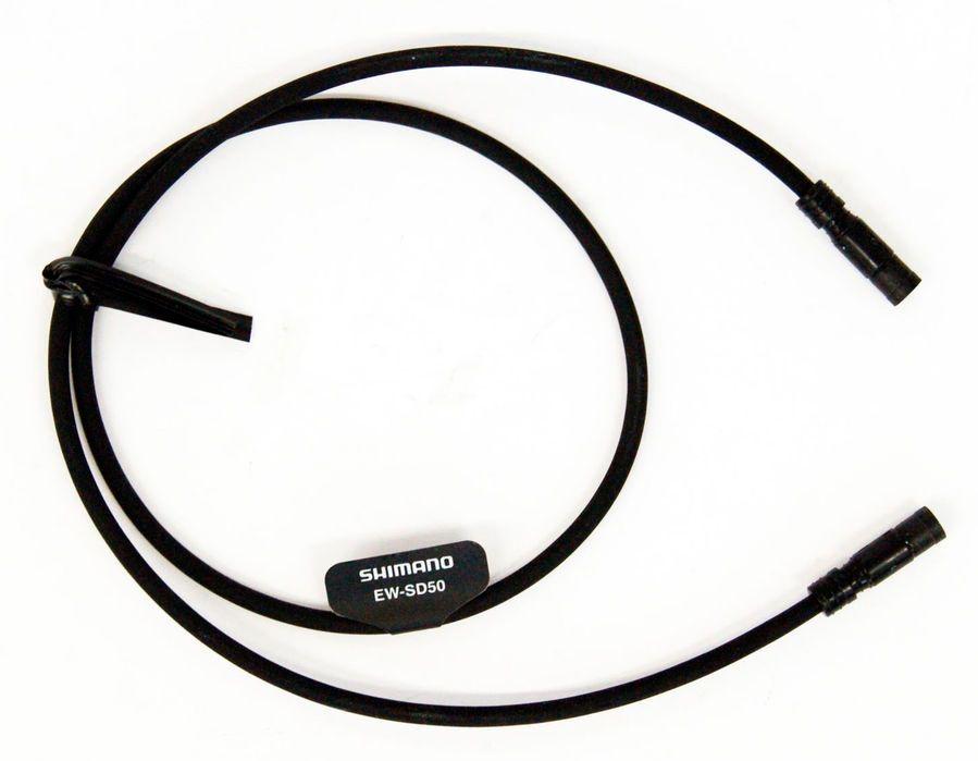 Запчасть Shimano электропровод EW-SD50, для Ultegra Di2, 500 мм запчасть shimano ultegra 6700 ics670010225