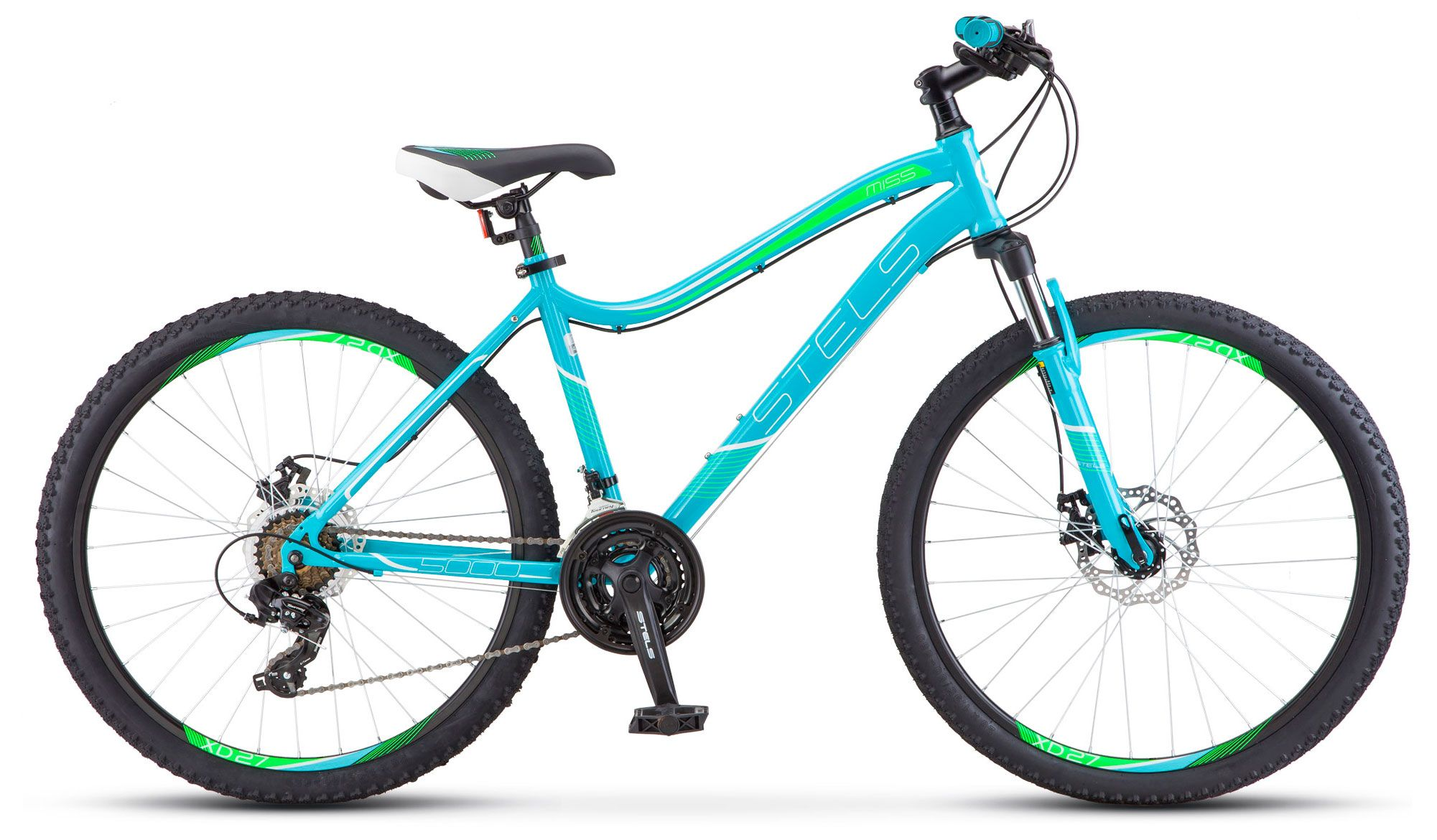 Велосипед Stels Miss-5000 MD 26 (V010) 2017 велосипед stels miss 7300 md 2015