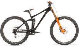 Фрирайд / даунхилл двухподвесный велосипед  Cube  Two15 SL 27.5  2020