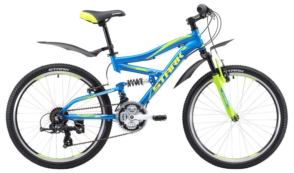 Велосипед Stark Rocket 24.2 FS V 2017