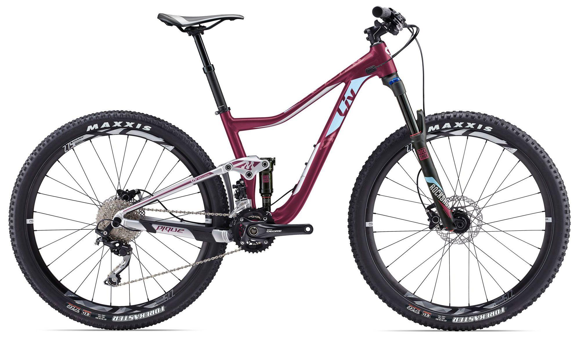 Велосипед Giant Pique 3 2018 велосипед giant momentum iride rocker 3 2018
